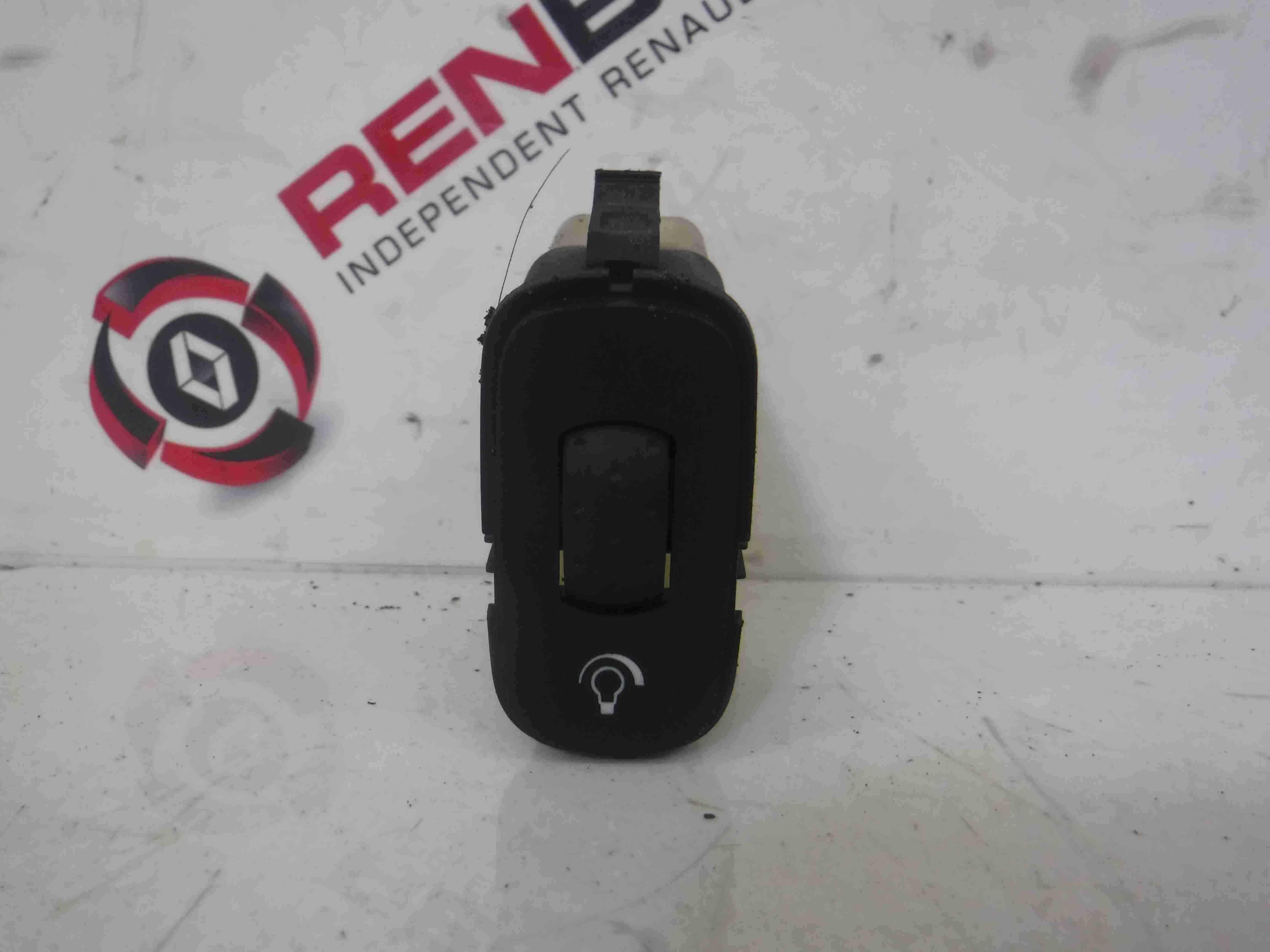 Renault Espace 2003-2013 Dashboard Light Dimmer Switch Adjuster