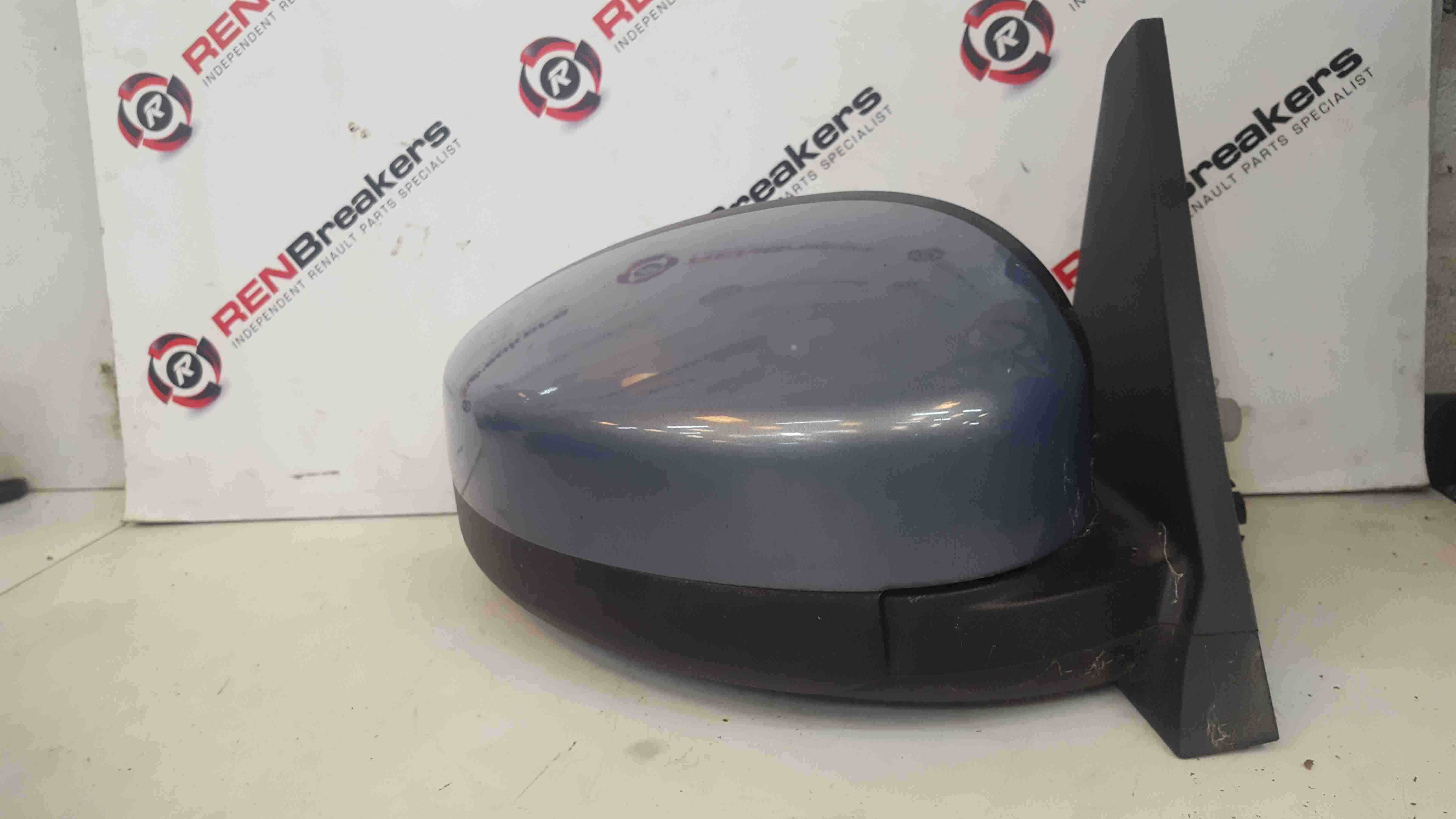 Renault Espace 2003-2013 Drivers OS Wing Mirror Purple TED47 Folding