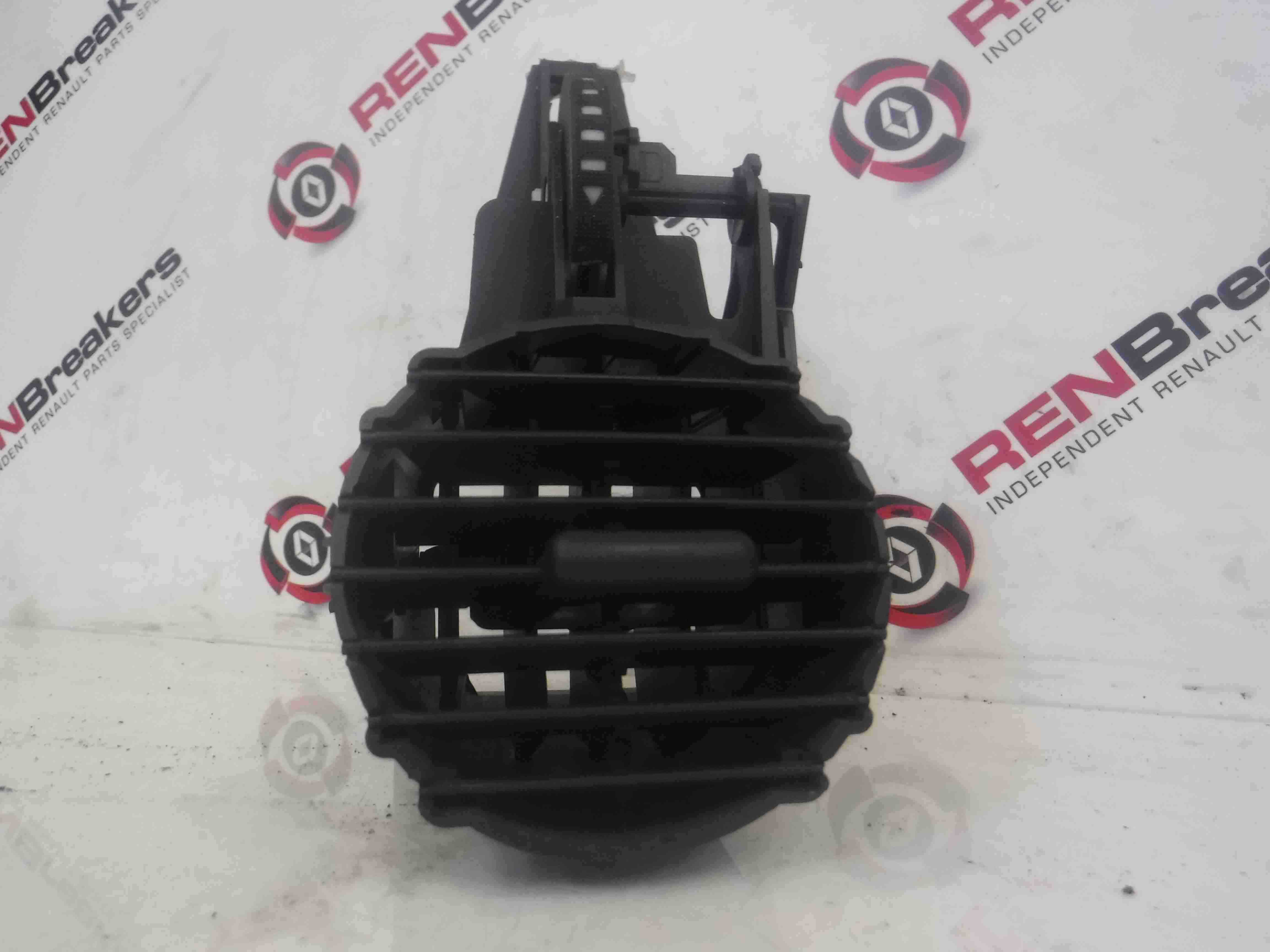 Renault Espace 2003-2013 Drivers OSF Front Heater Vent