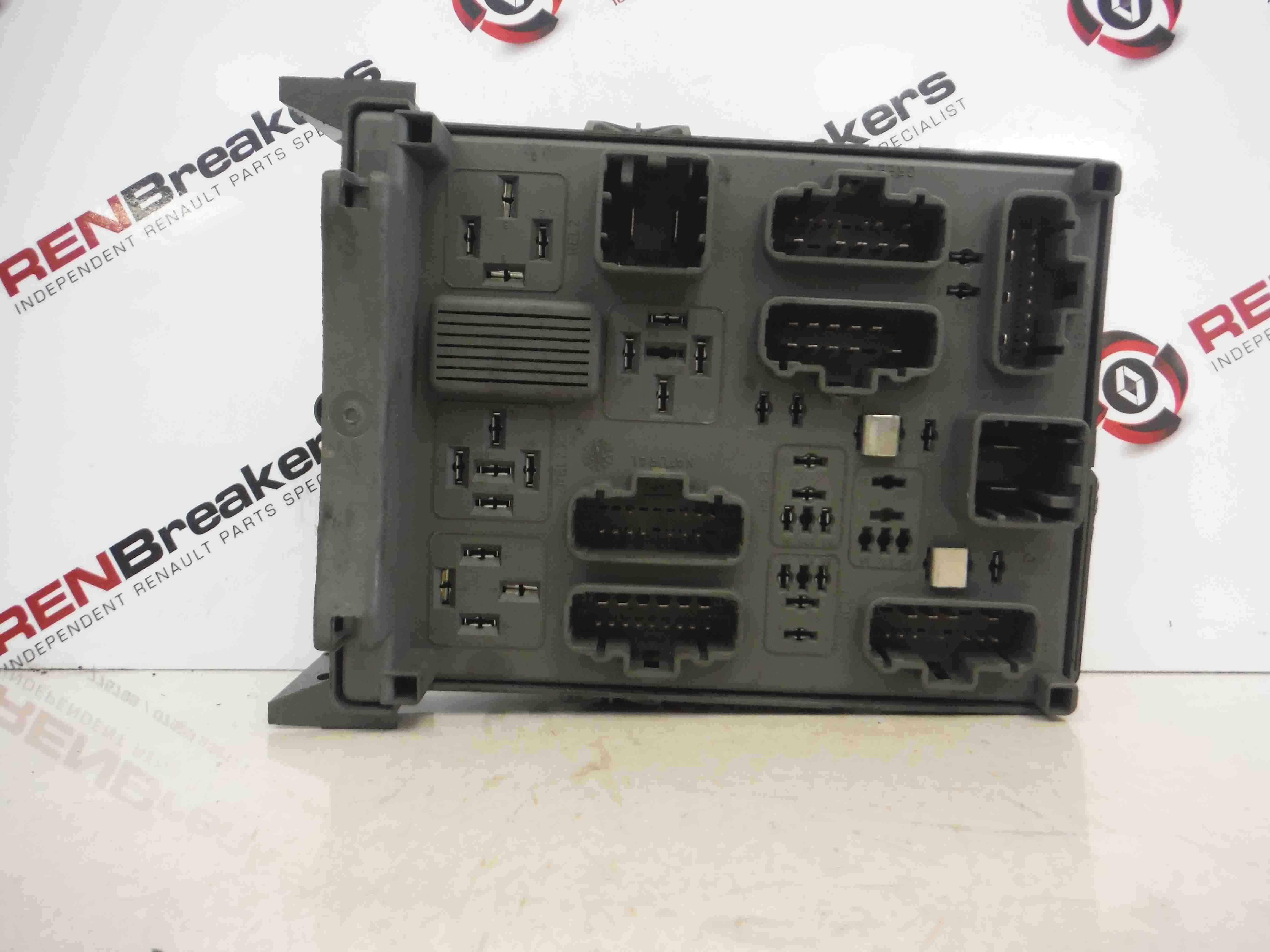 renault espace 2003 2013 interior fuse relay box computer
