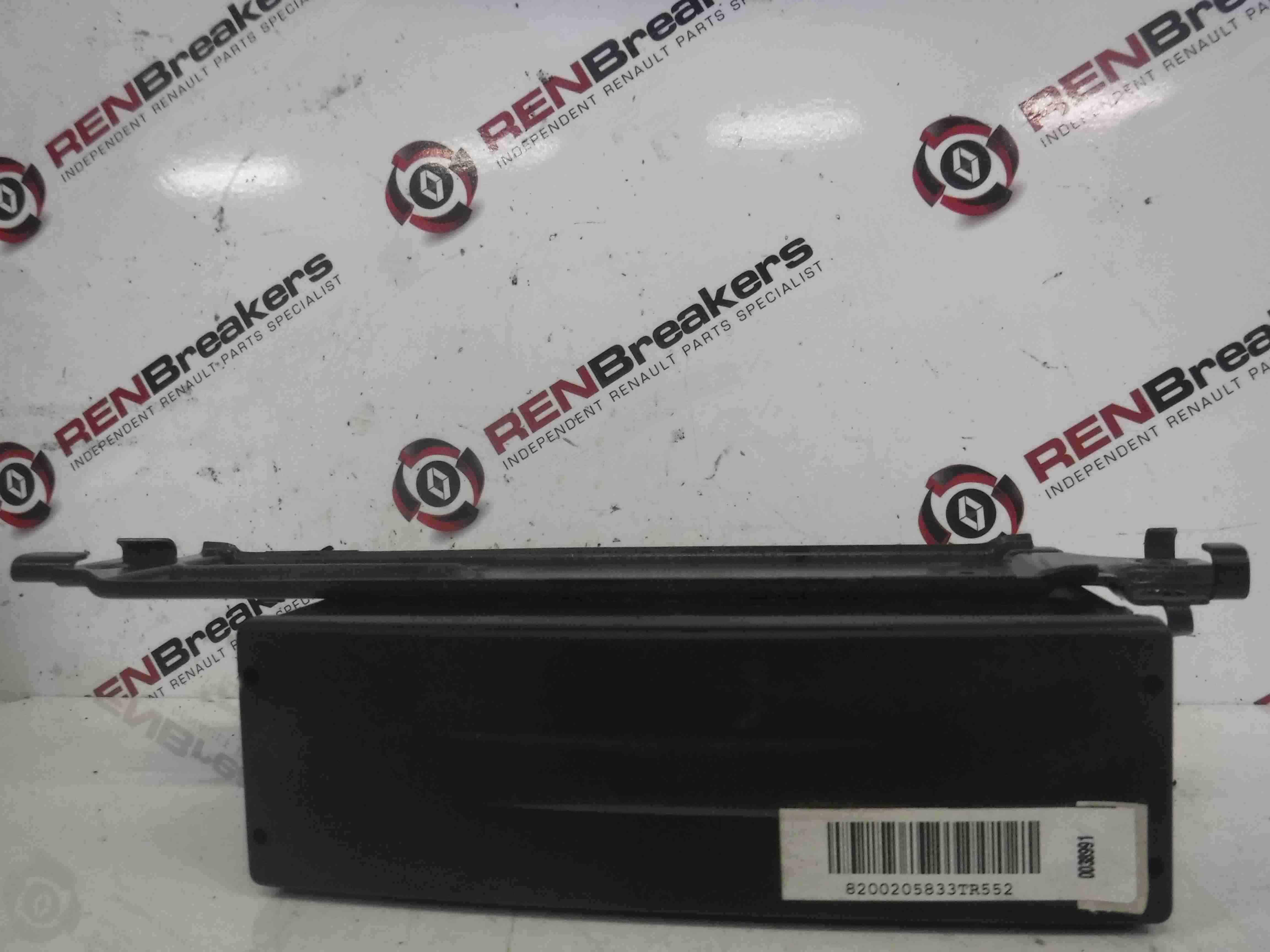 Renault Espace 2003-2013 Radio Tuner Amplifier 8200205833