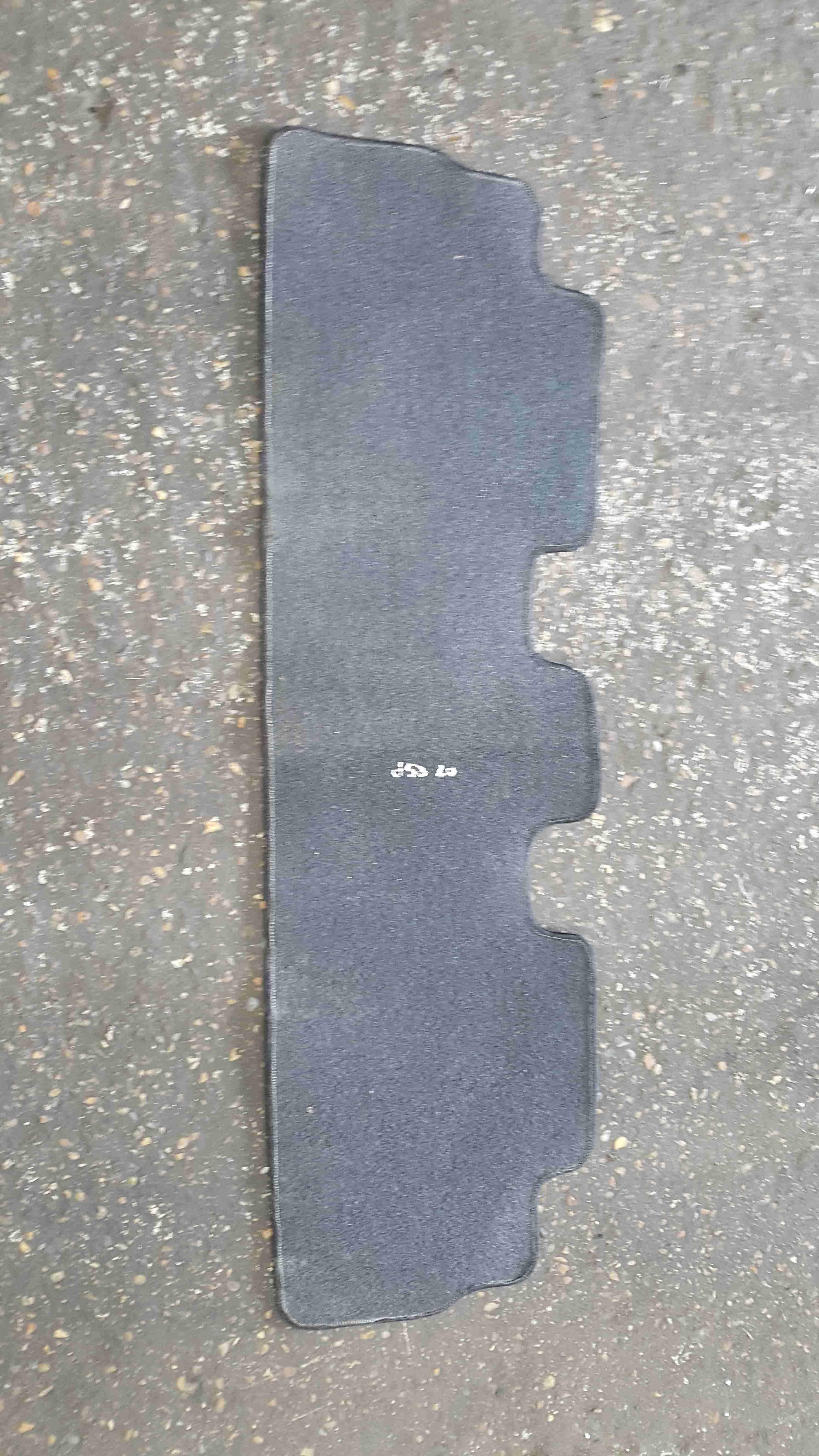 Renault Espace 2003-2013 Rear Passenger Floor Carpet