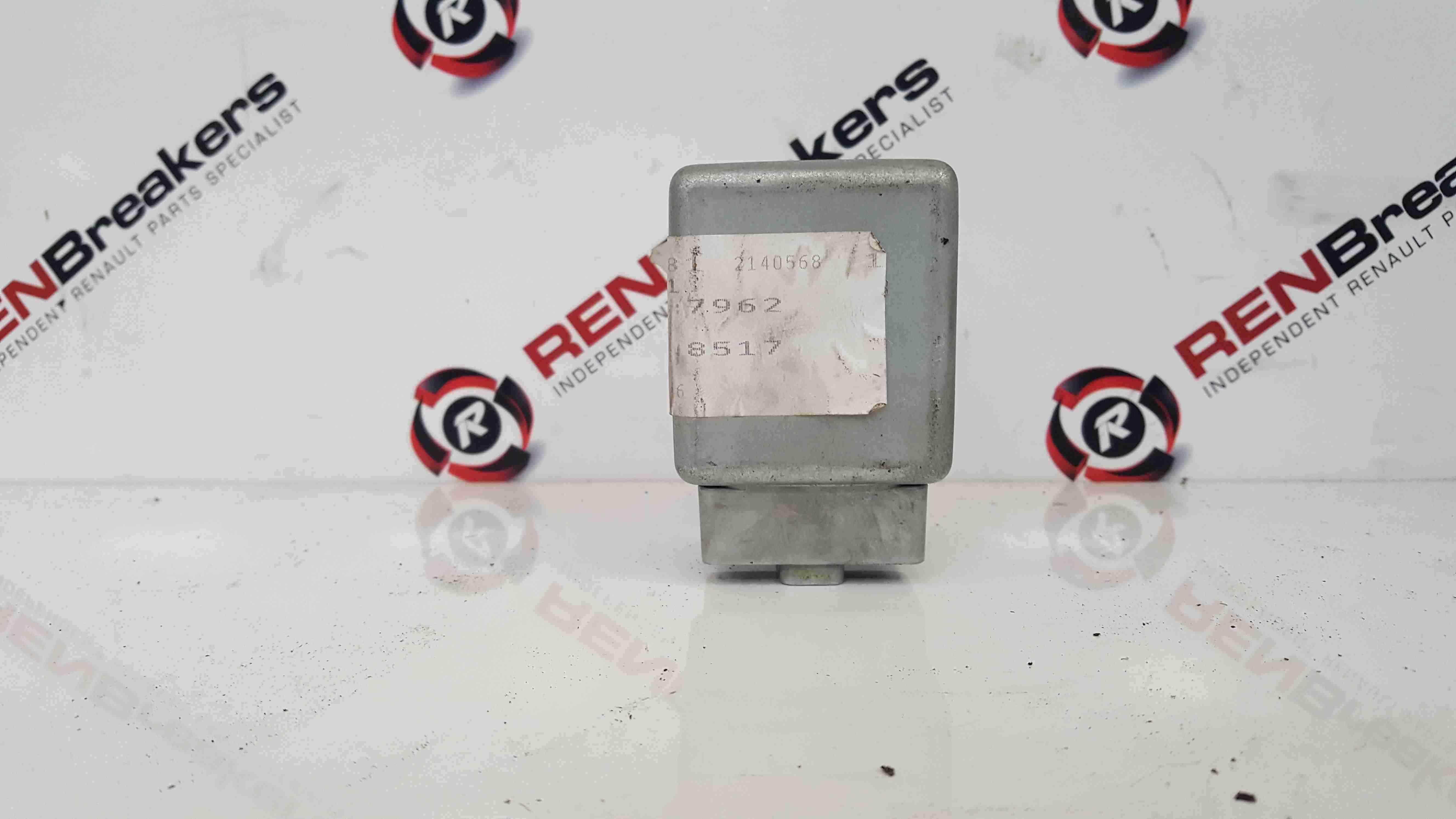 Renault Espace + Laguna  2003-2013 Steering Column Lock Box DECODED VIRGINILISED