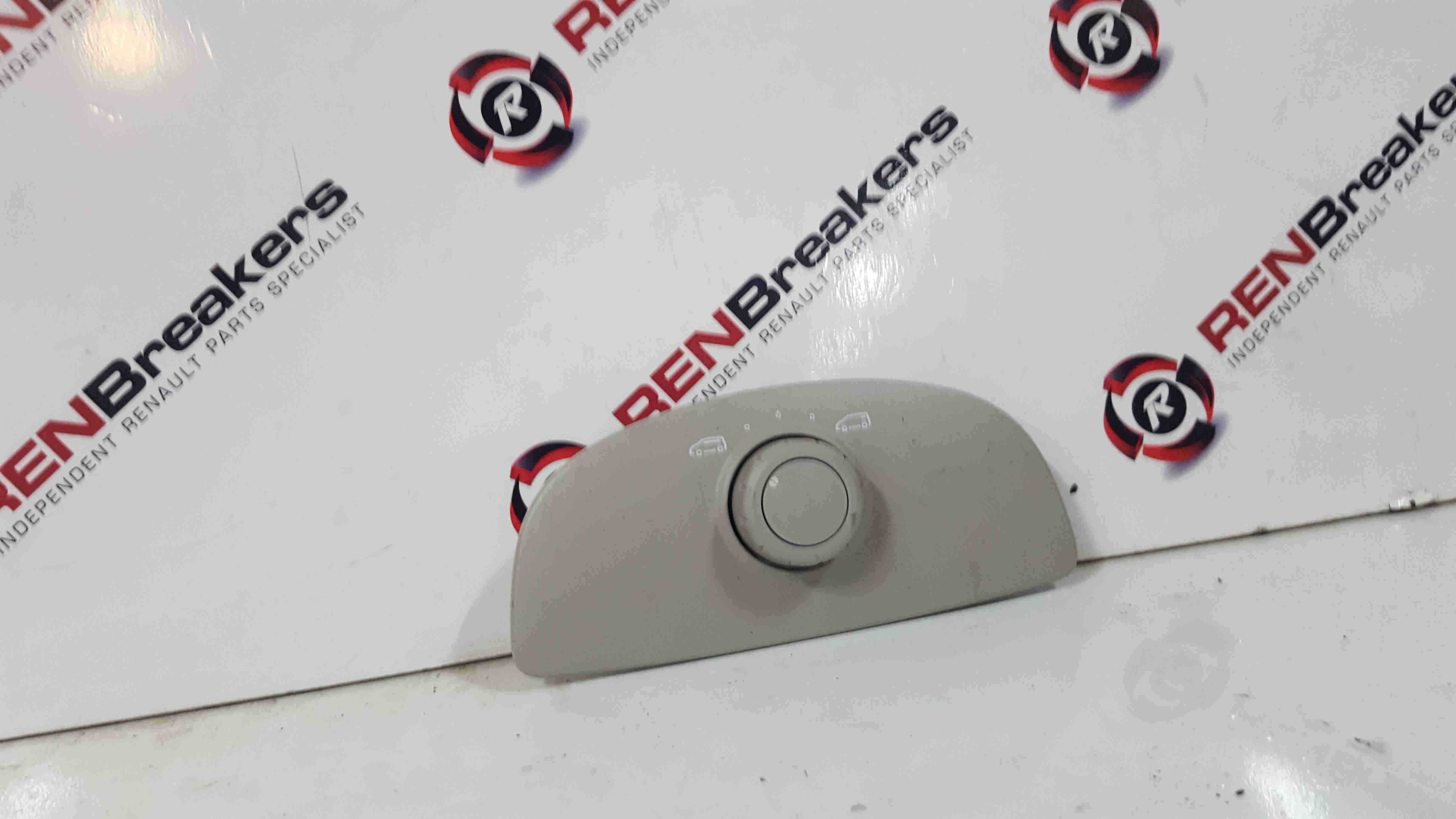 Renault Espace 2003-2013 Sunroof Handle Open Switch