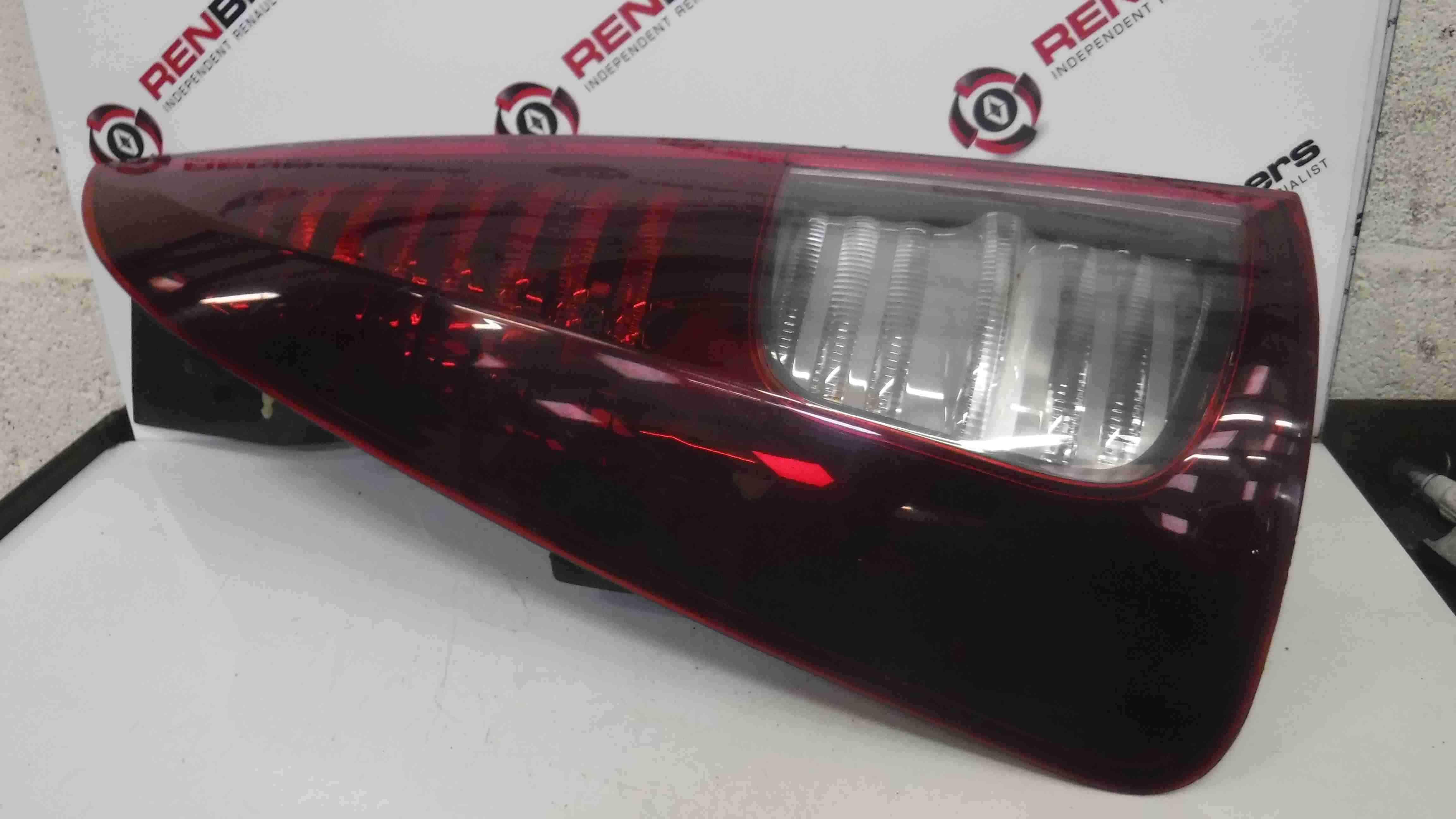 Renault Espace 2006-2013 Passenger NSR Rear Light 8200394722