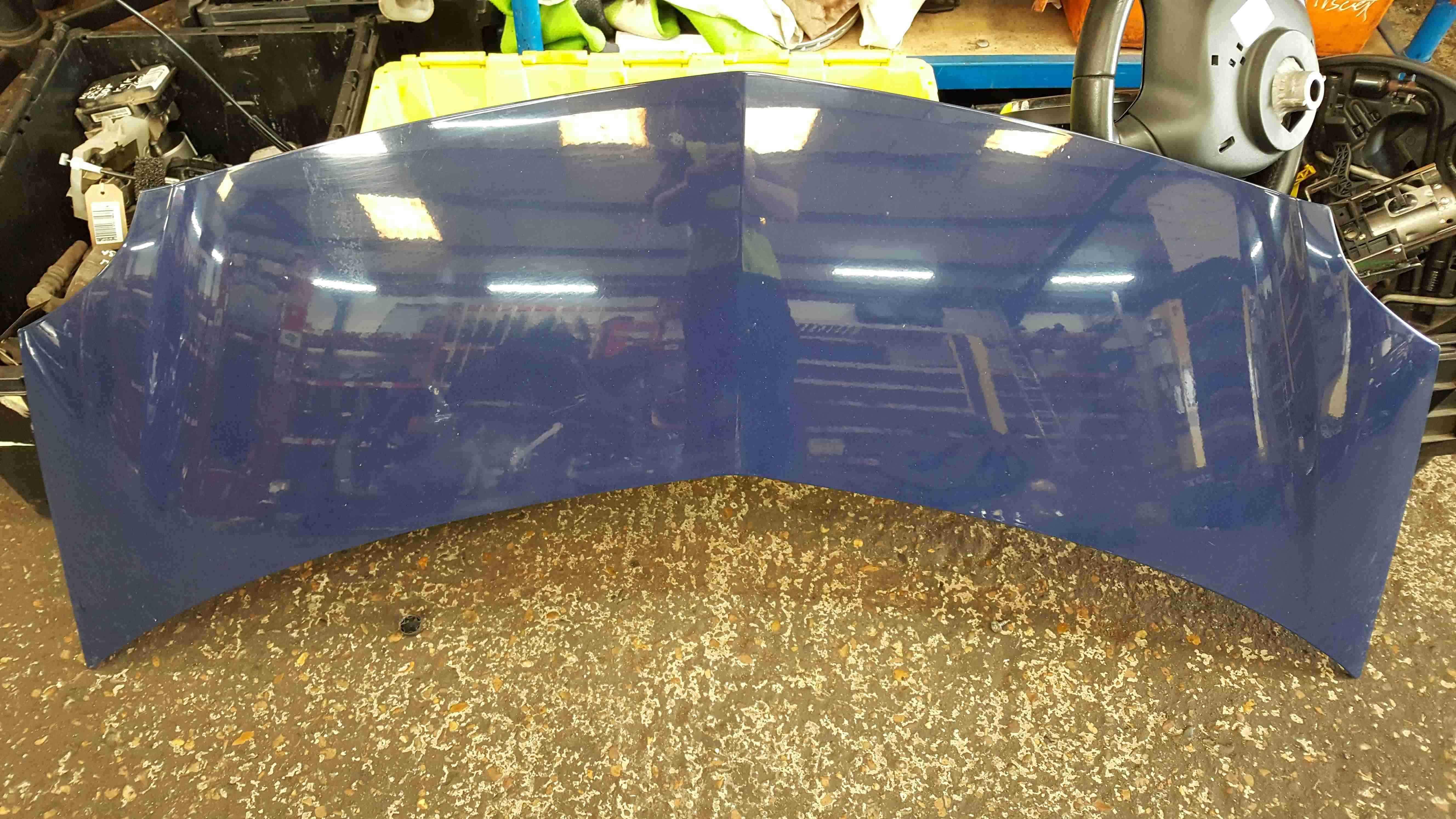 Renault Grand Modus 2008-2012 Front Bonnet Hood Blue 460