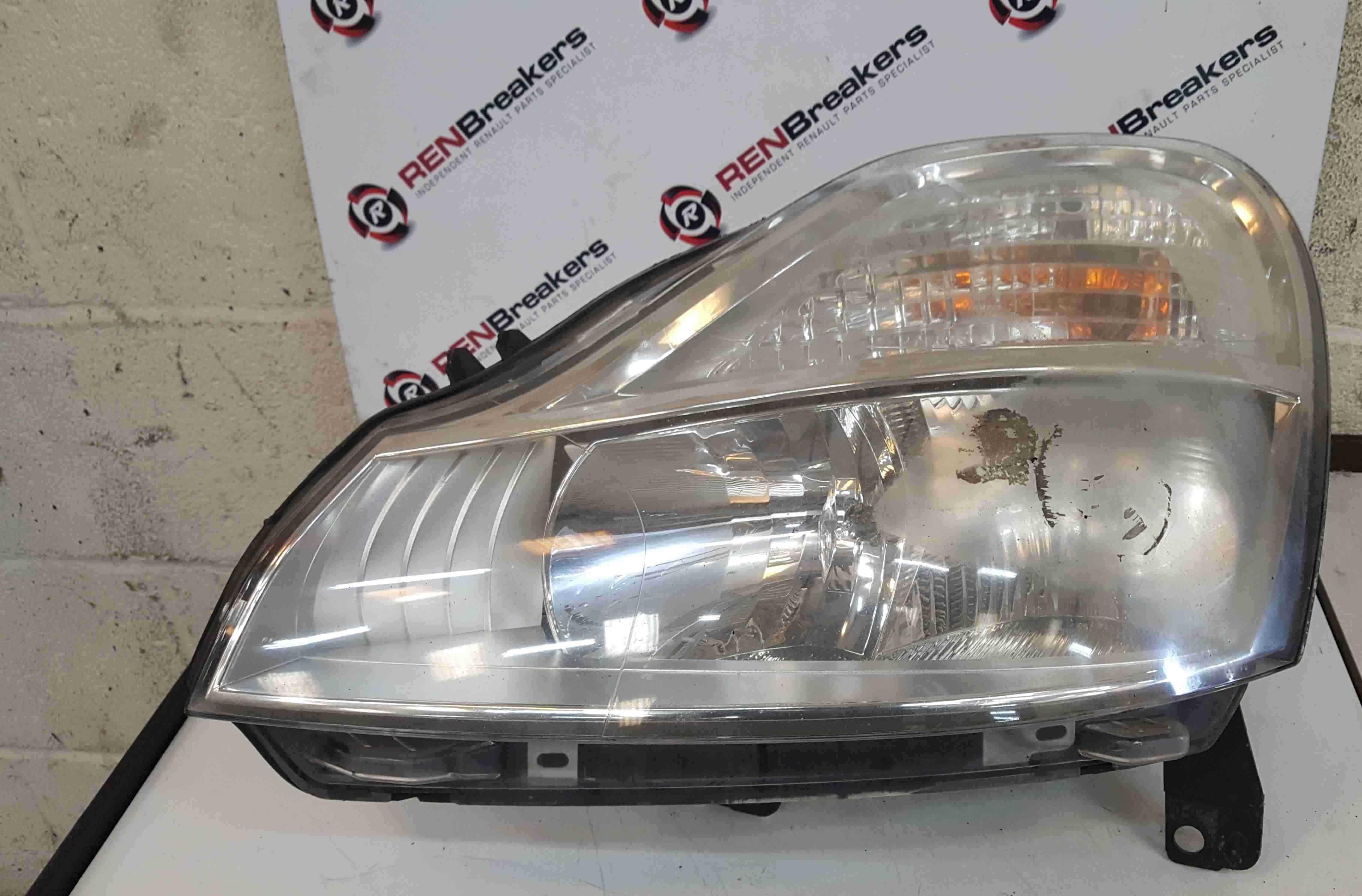 Renault Grand Modus 2008-2012 Passenger NSF Front Headlight Clo 8200658379
