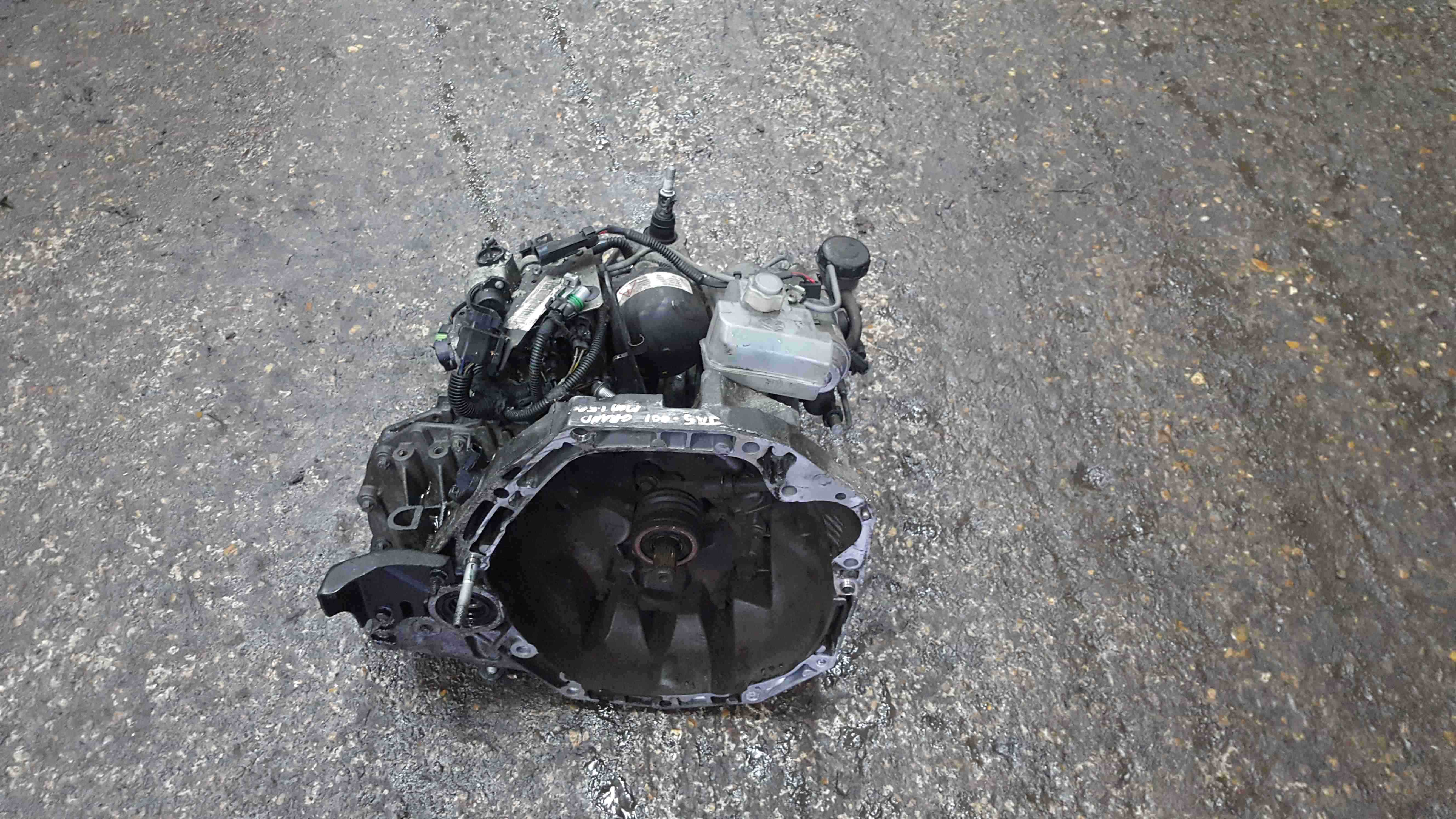 Renault Grand Modus 2008-2012 Semi Auto Automatic Gearbox JR5 001