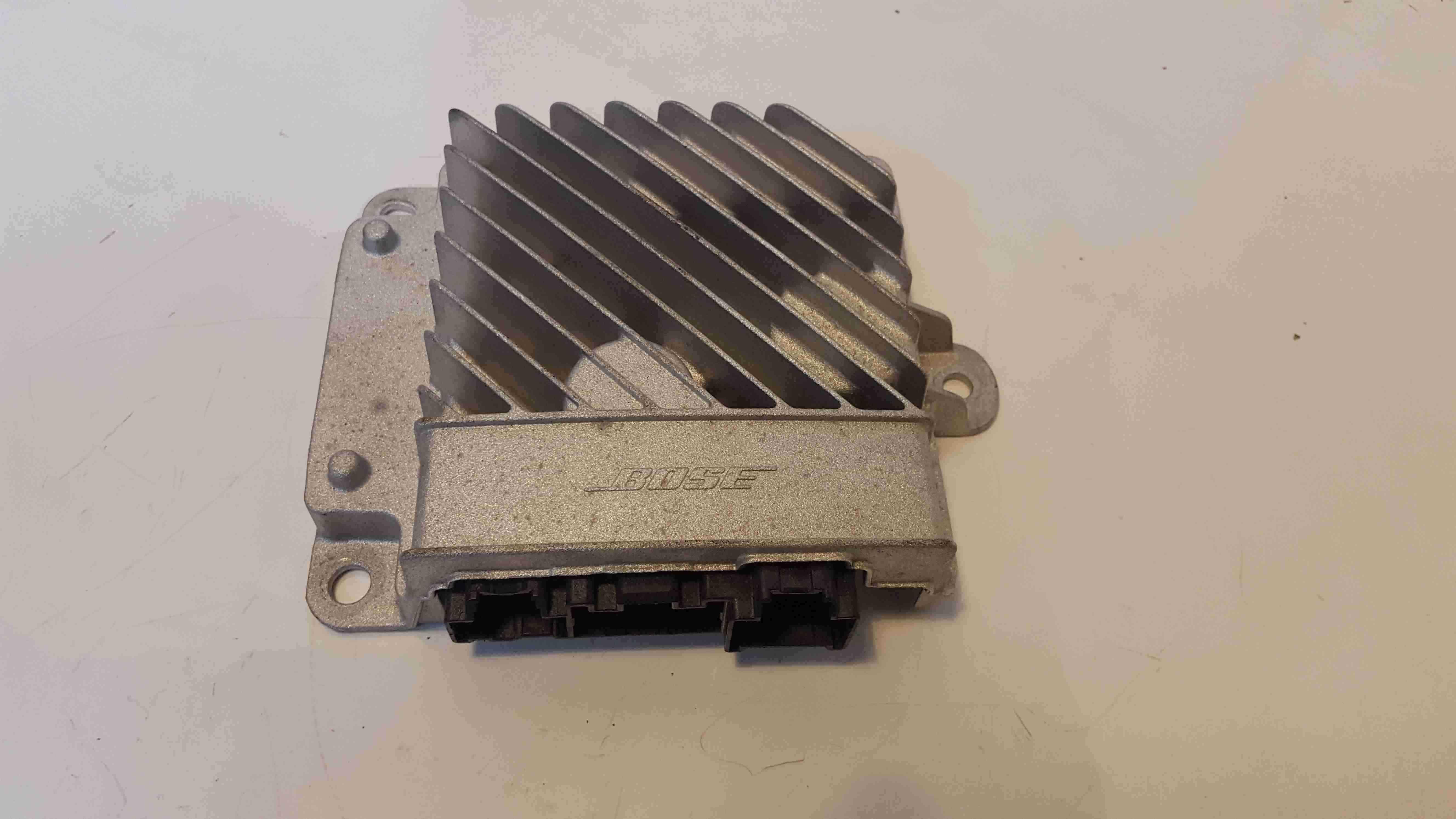Renault Kadjar 2015-2018 Amplifier Bose Sound Amp Module 280630924R
