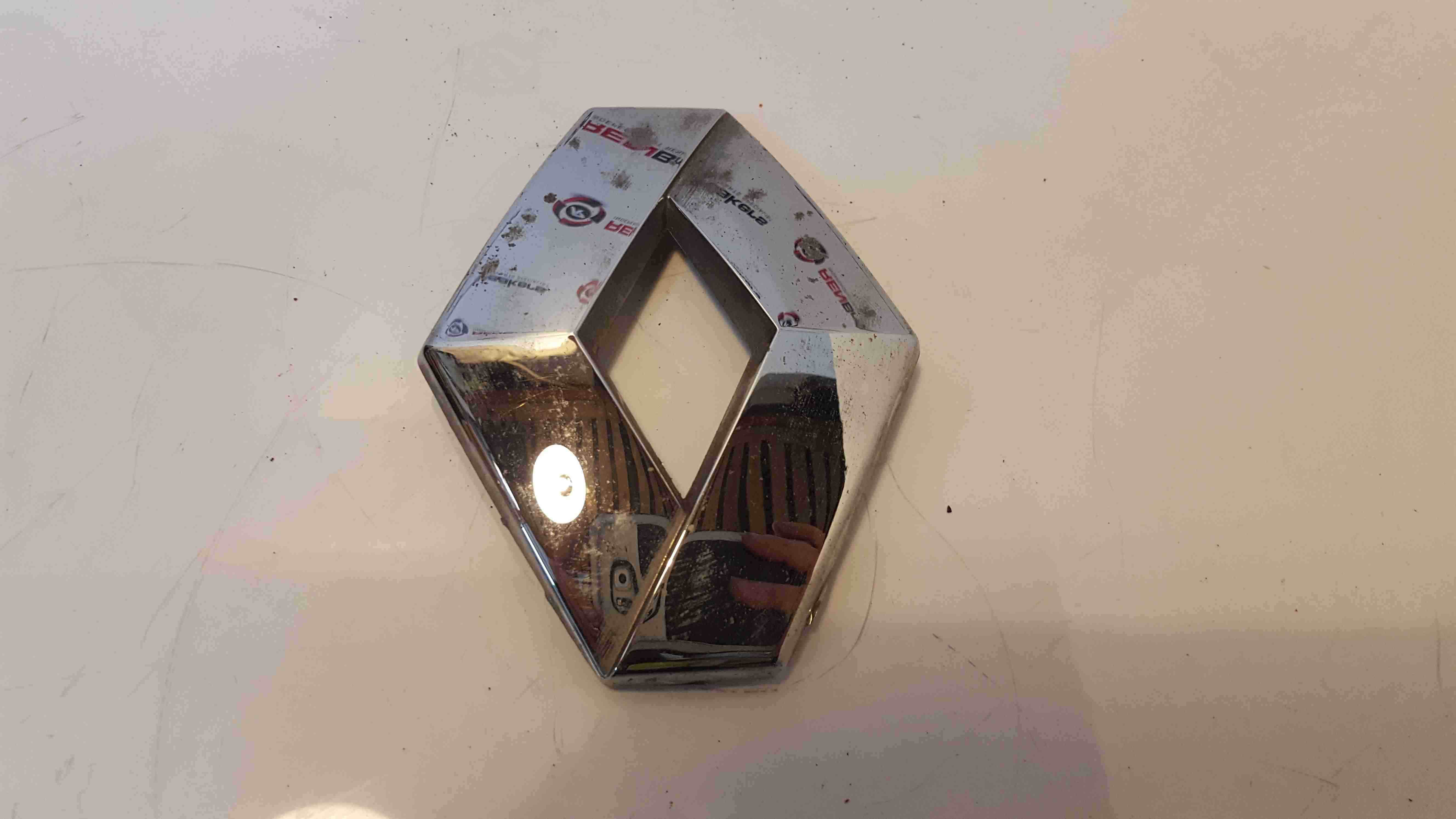 Renault Kadjar 2015-2018 Diamond Boot Badge