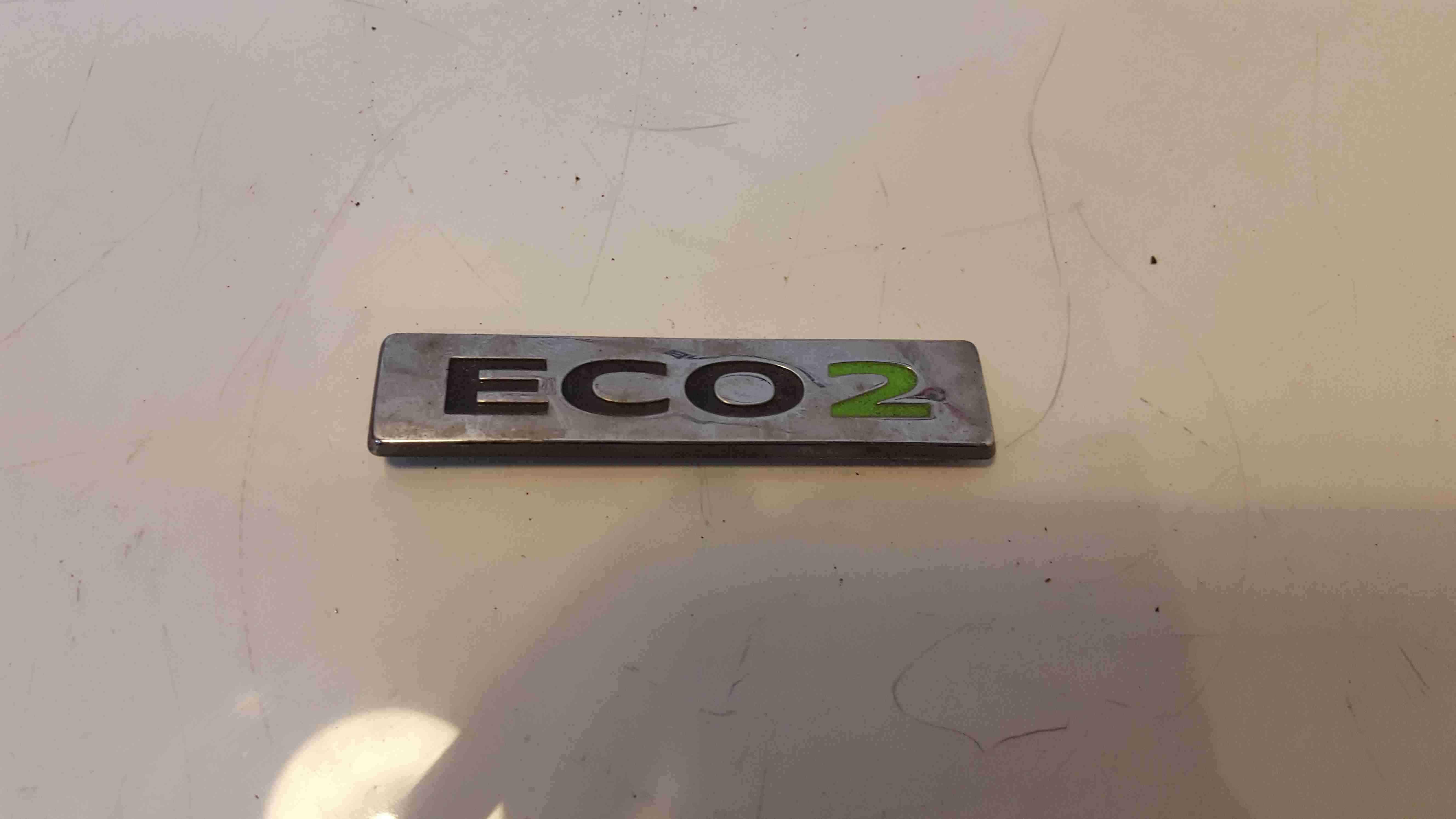 Renault Kadjar 2015-2018 Eco 2 Boot Letters