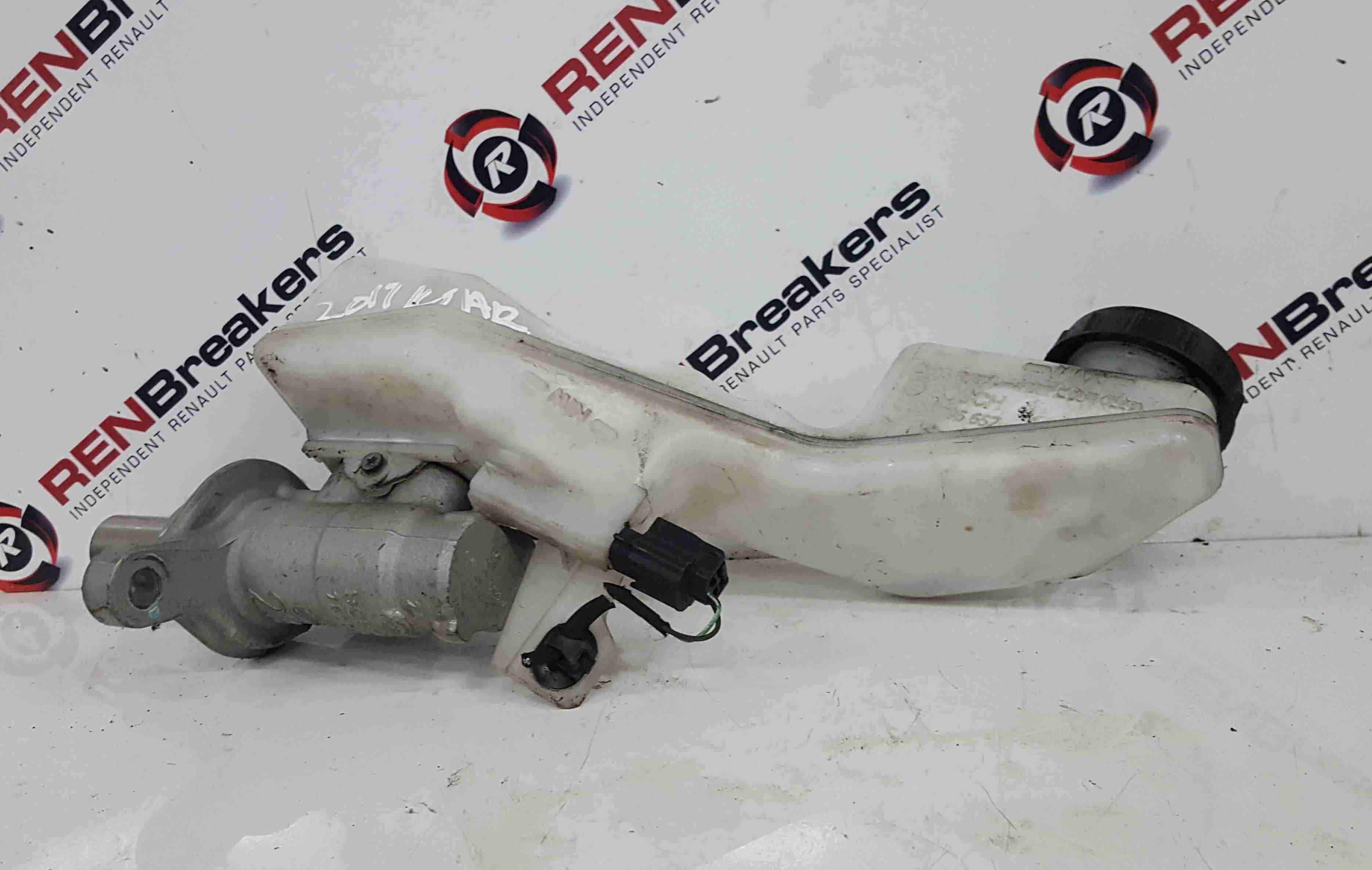 Renault Kadjar 2015-2021 1.5 Brake Master Cylinder + Bottle 0204796652