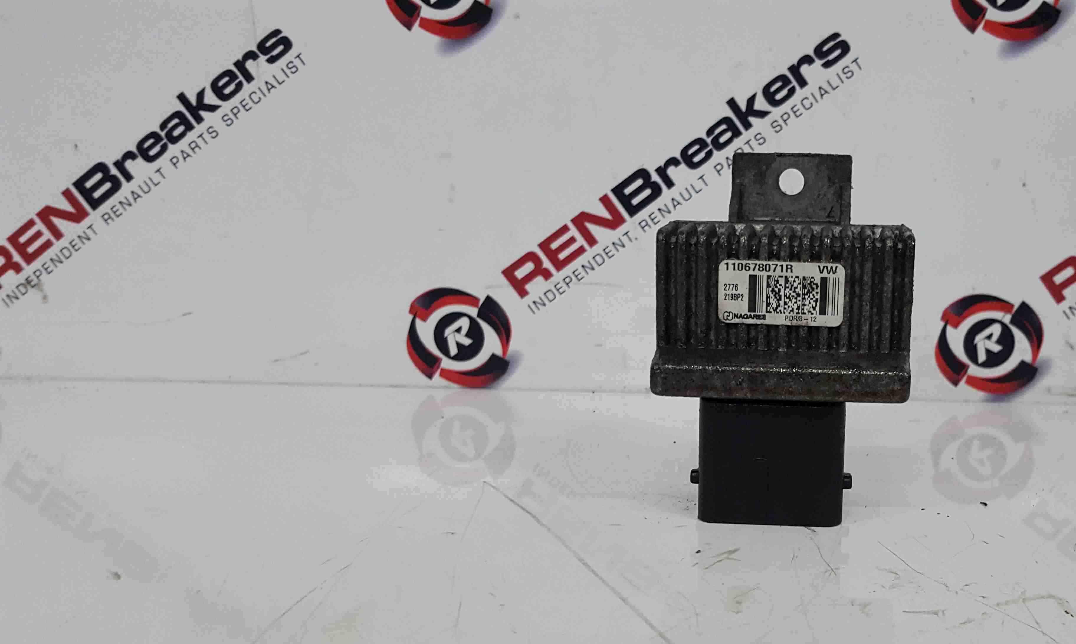Renault Kadjar 2015-2021 1.5 DCi Glow Plug Relay 110678071R