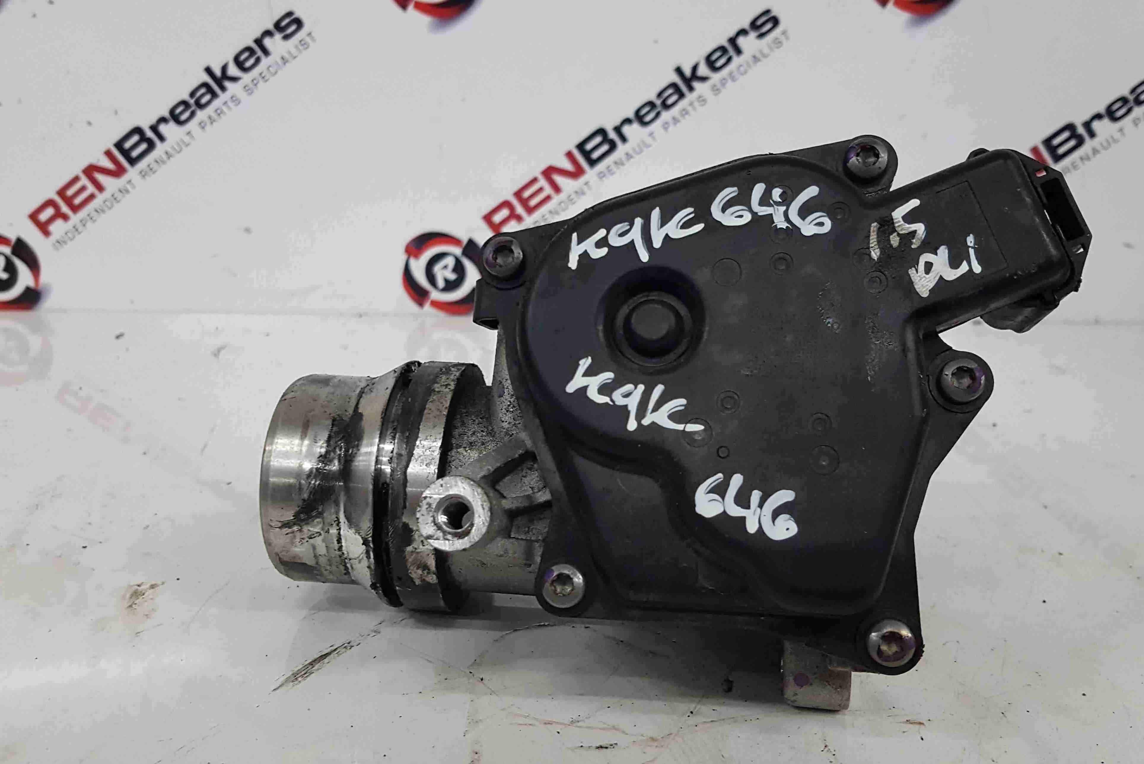 Renault Kadjar 2015-2021 1.5 DCi Throttle Body To Exhaust 161A09287R