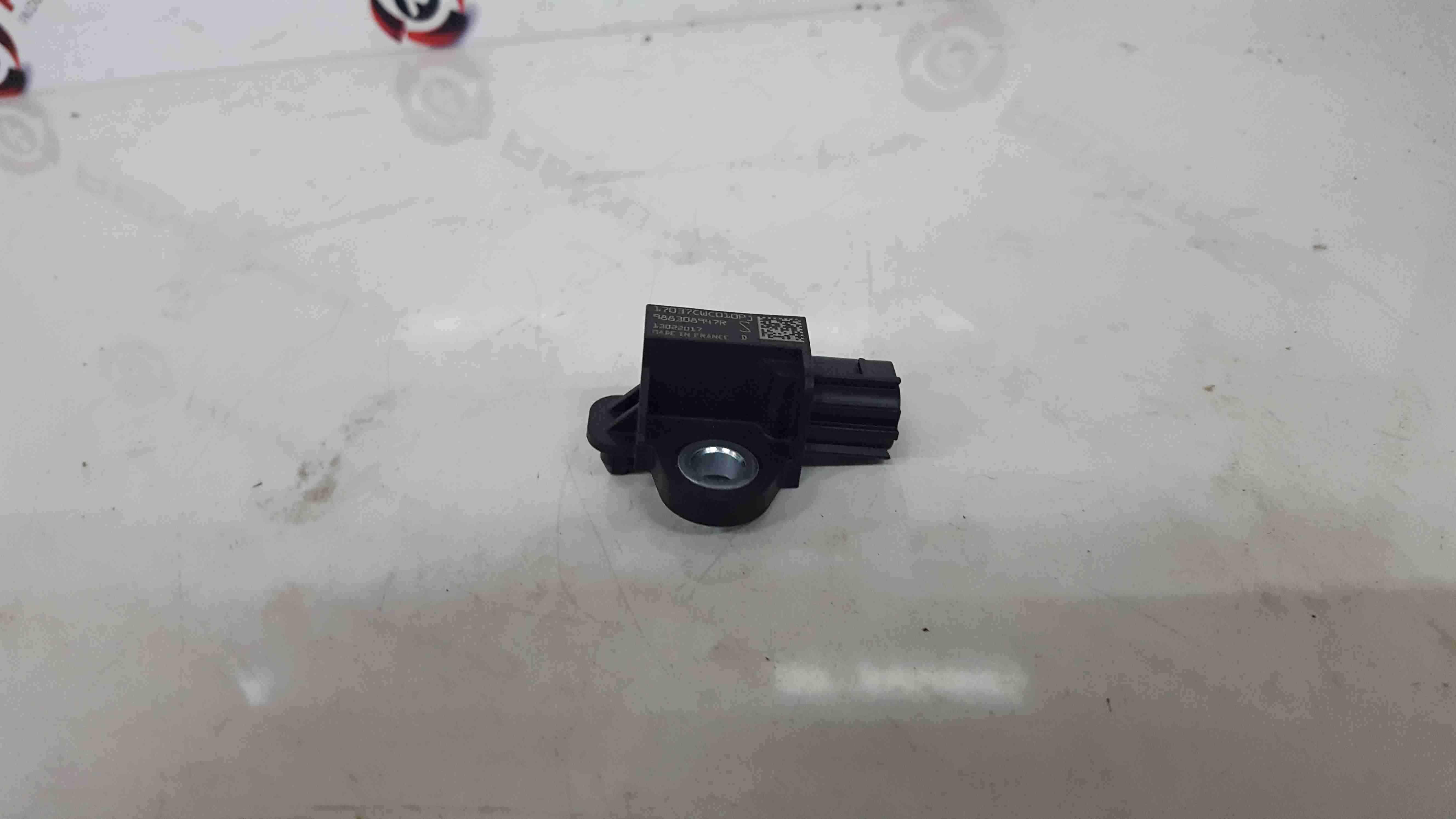 Renault Kadjar 2015-2021 Airbag Impact Sensor 988308947R