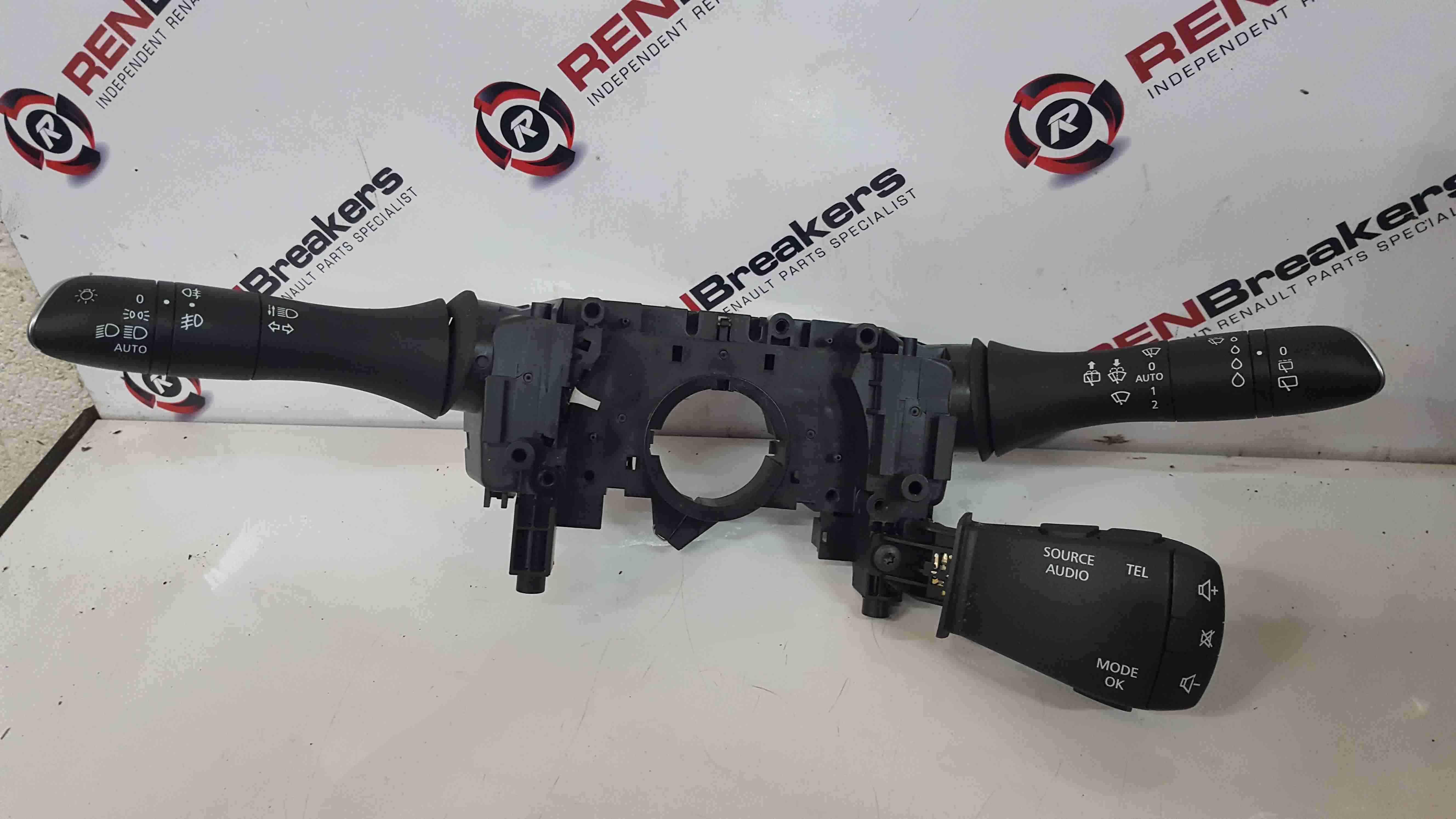 Renault Kadjar 2015-2021 Combination Switch Stalks Unit 255678341R