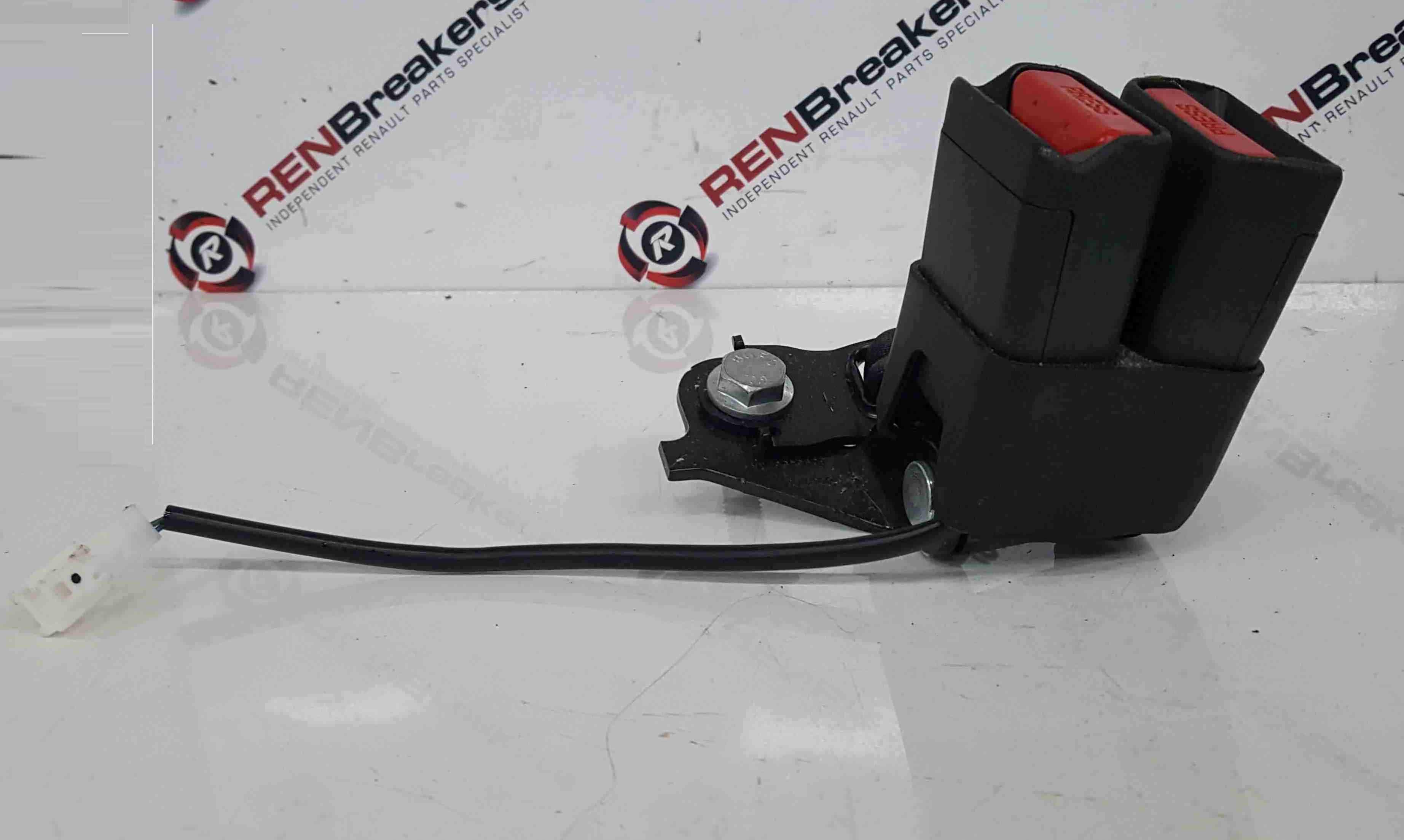 Renault Kadjar 2015-2021 Drivers OSR Rear Seat Belt Buckle Anchor Clip