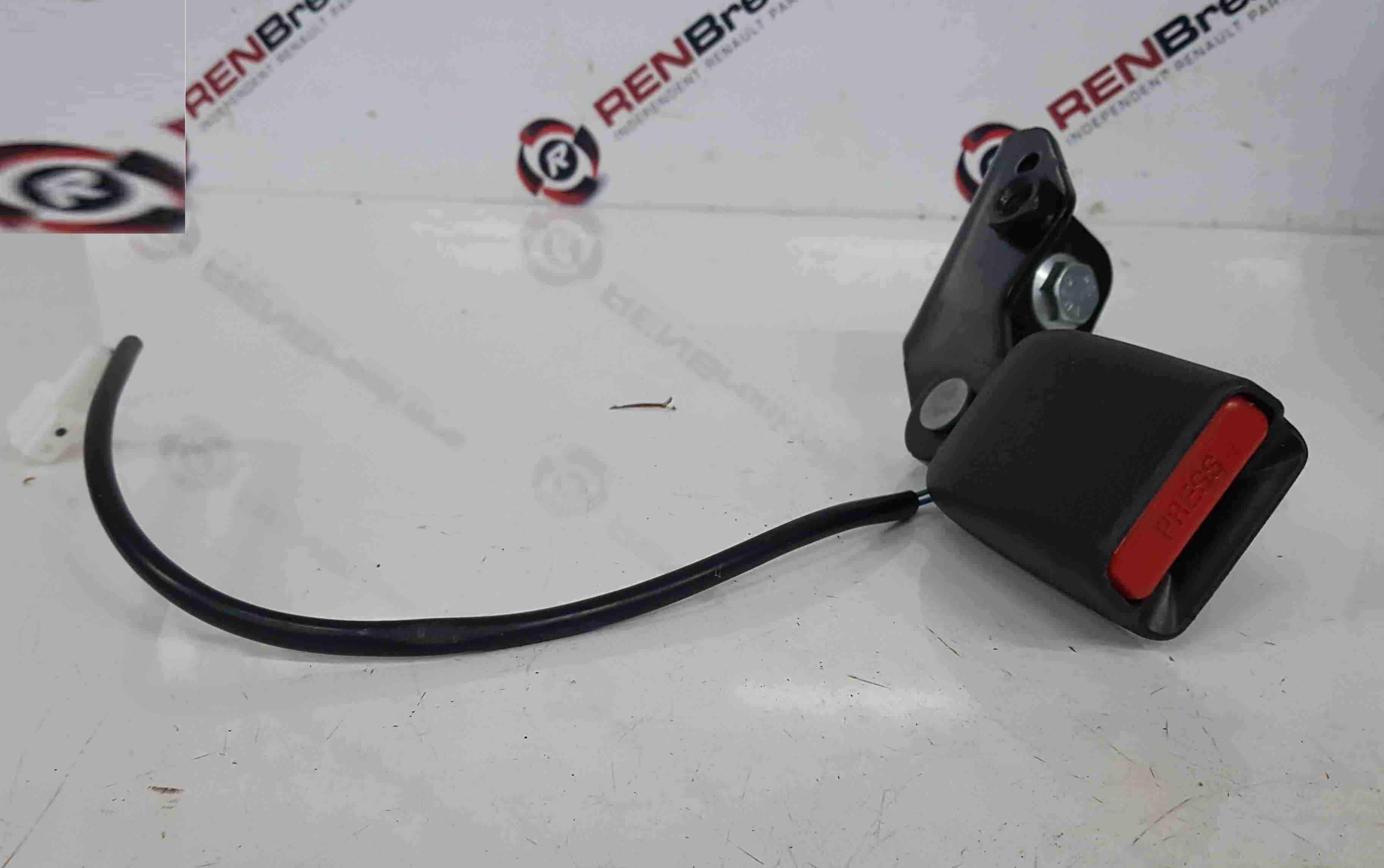 Renault Kadjar 2015-2021 Passenger NSR Rear Seat Belt Anchor Clip Buckle