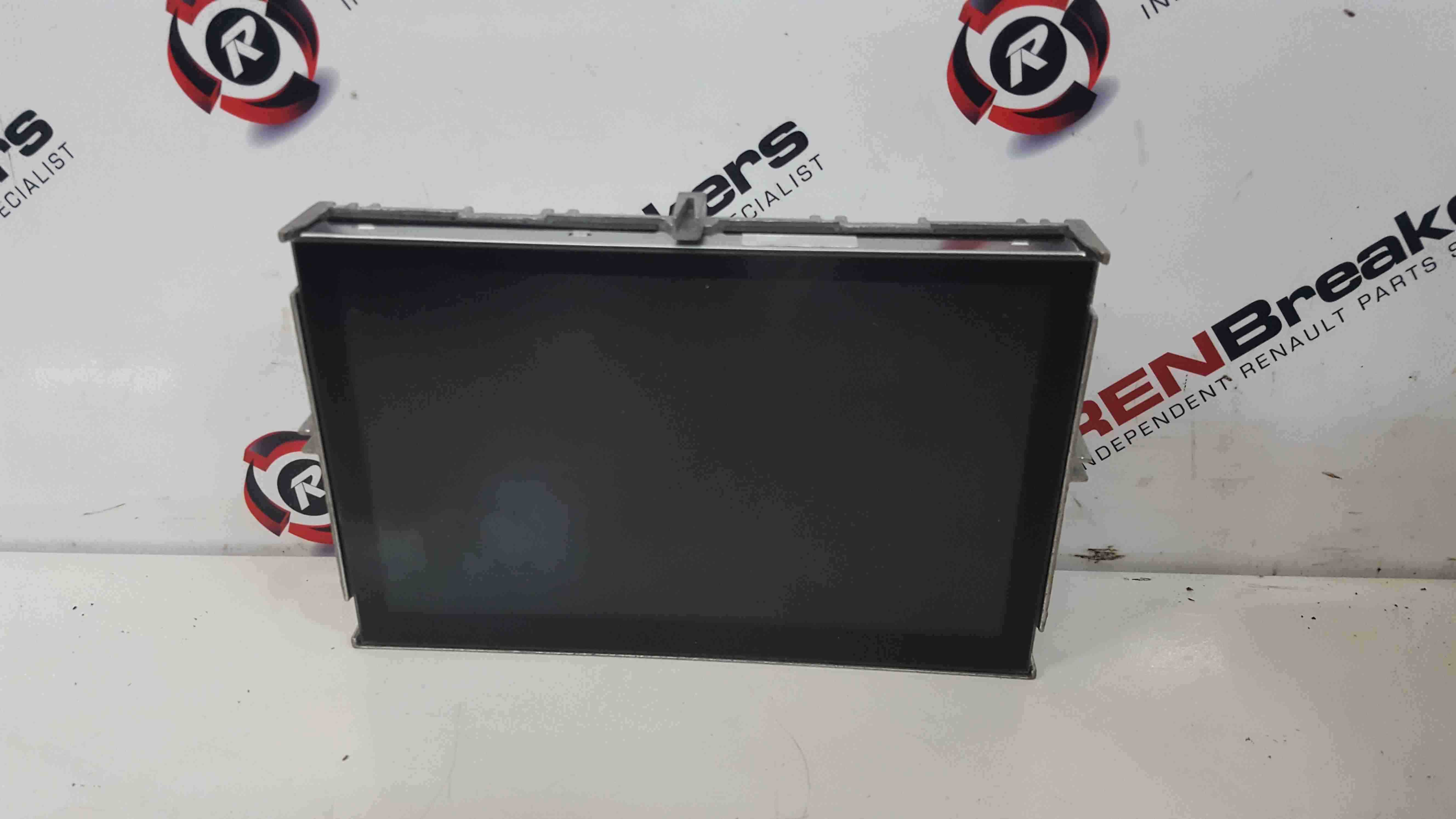 Renault Kadjar 2015-2021 Sat Nav Navigation Screen Display 280342118R