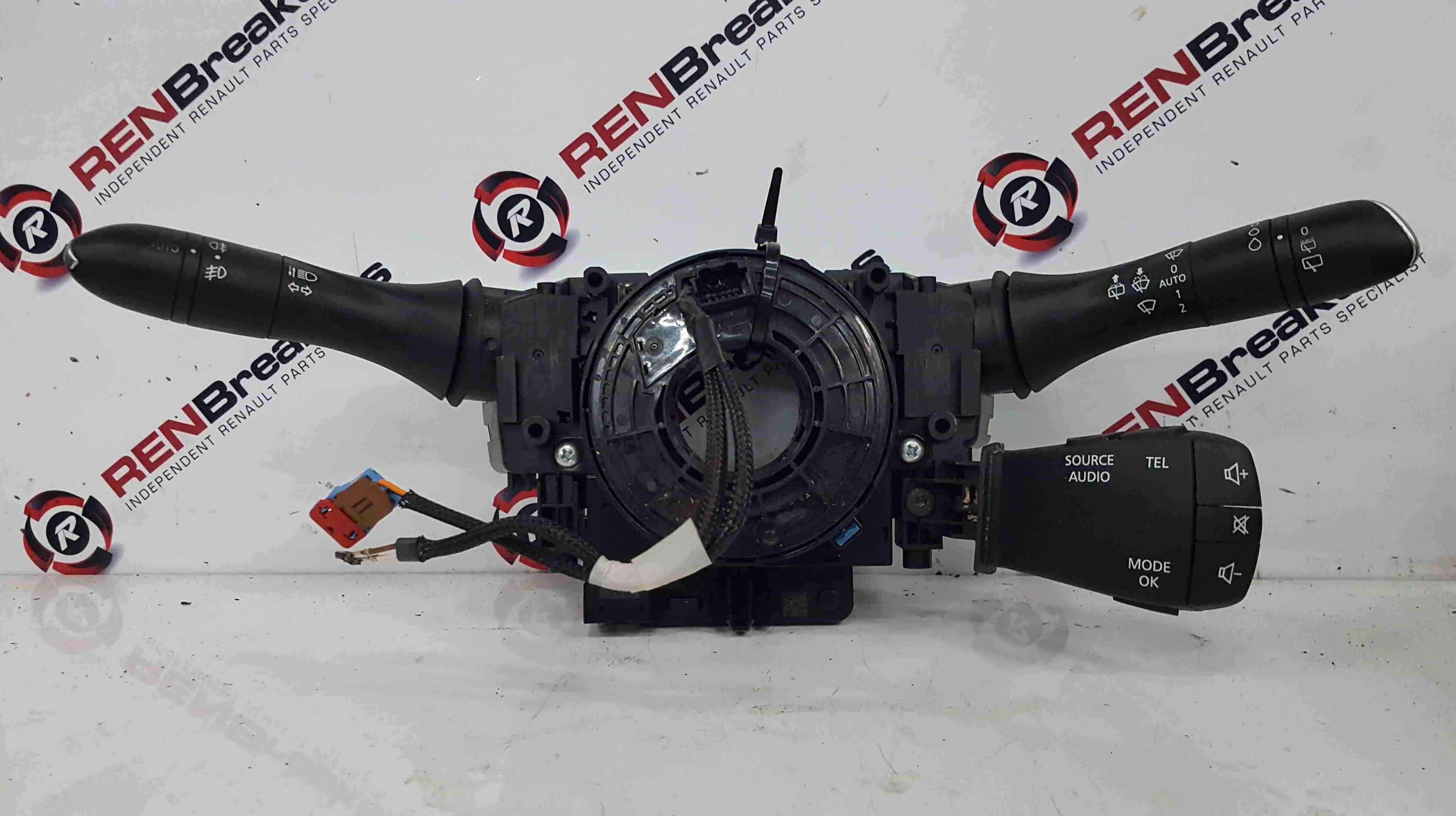 Renault Kadjar 2015-2021 Steering Wheel Squib Clock Spring