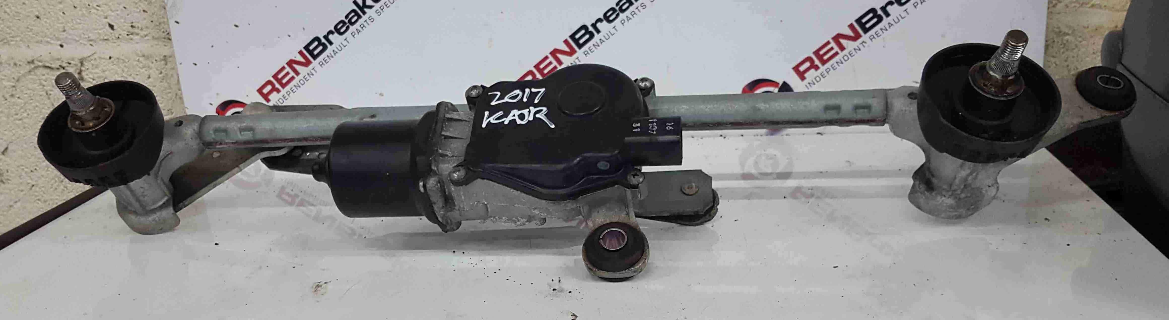 Renault Kadjar 2015-2021 Windscreen Wiper Motor + Linkage