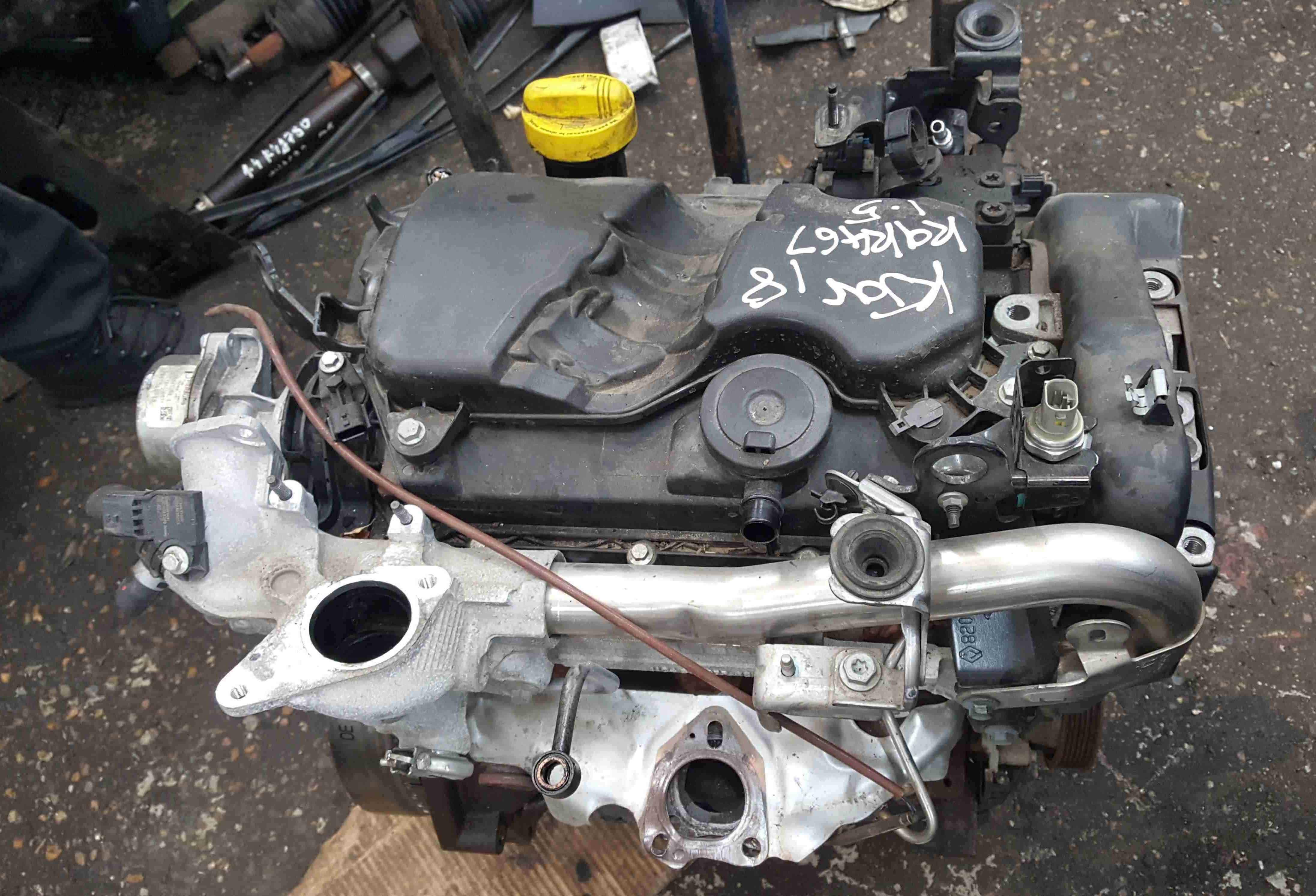 Renault Kadjar Nissan Qashqai 2015-2021 1.5 DCi Auto Automatic Engine K9K 647