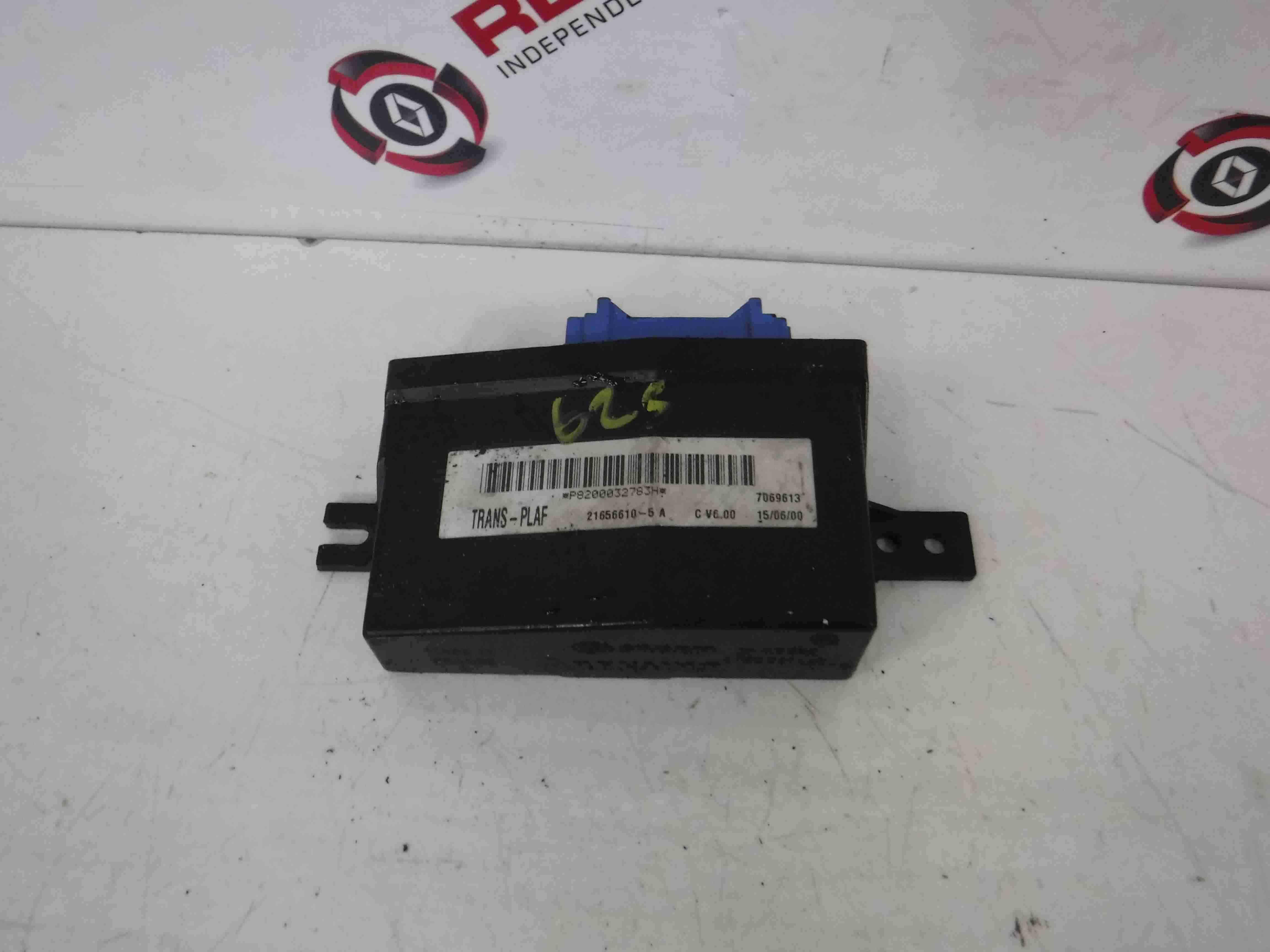 Renault Kangoo 1993-2003 1 9 D Fuse Box Uch Immobiliser Bcm 8200032783 - Store
