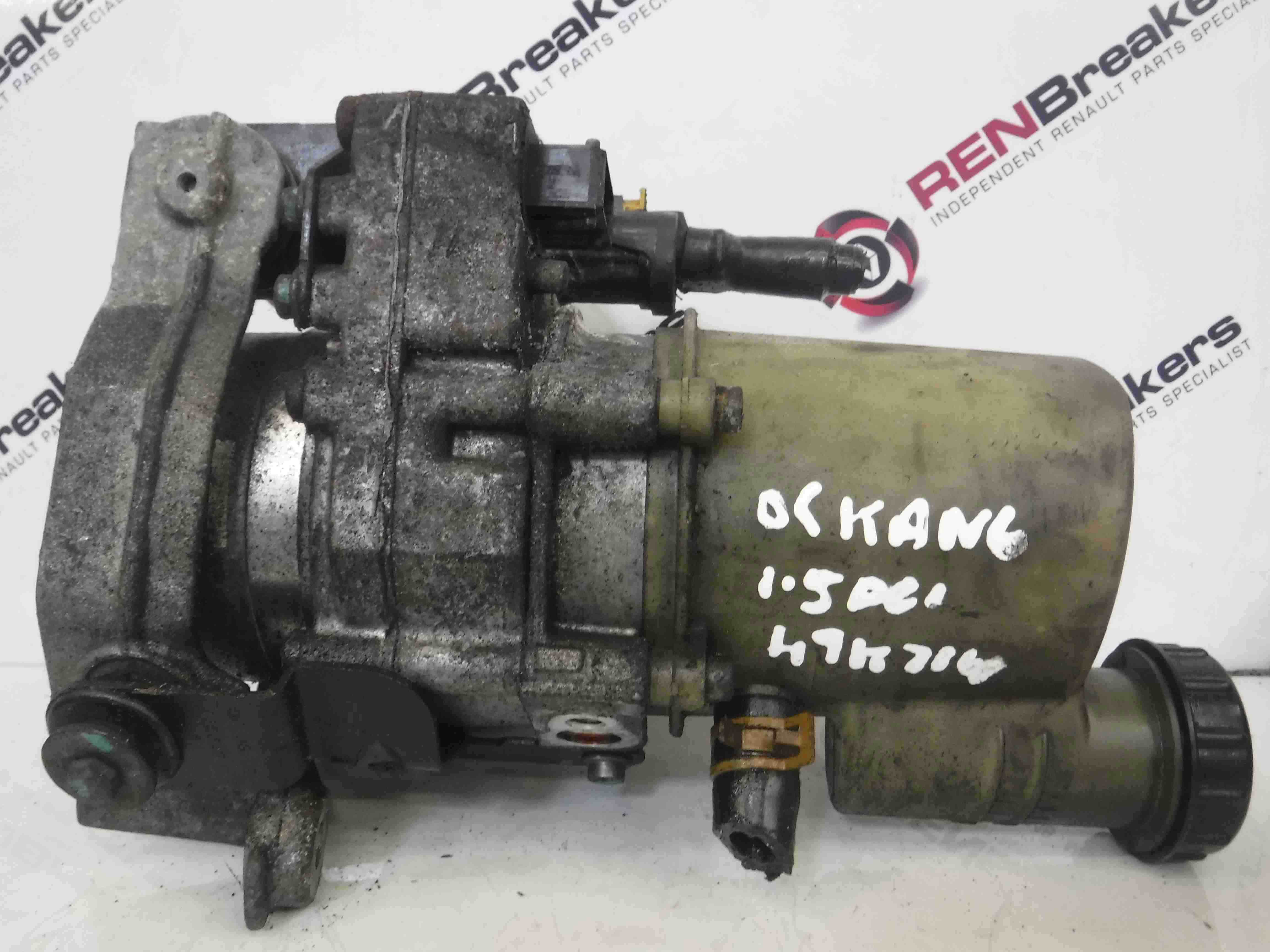 Renault Kangoo 2003-2007 Electric Power Steering Pump