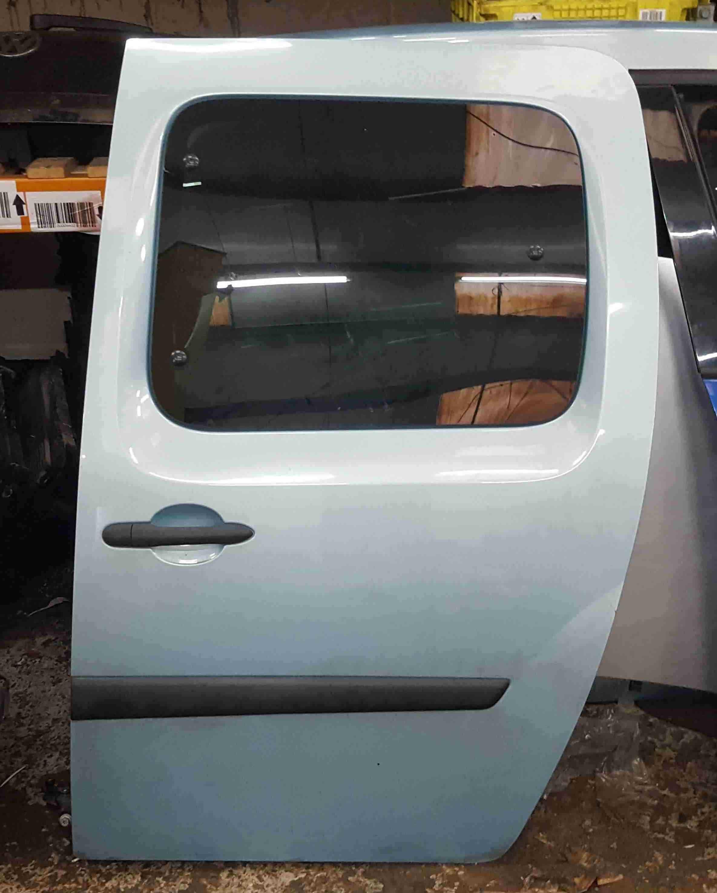 Renault Kangoo 2007-2013 Passenger NS Sliding Door Blue TERNP