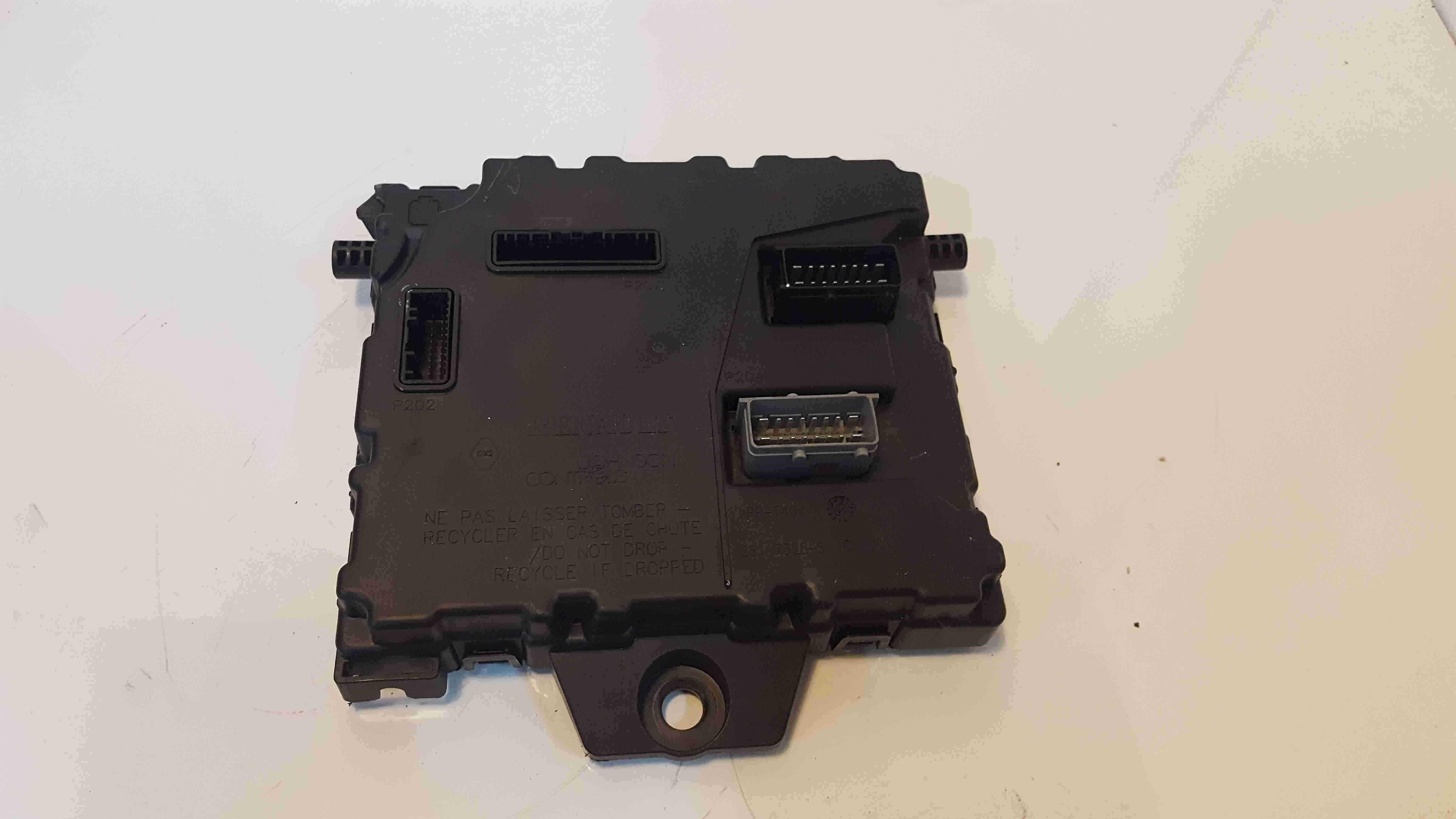 Renault Kangoo 2007-2017 UCH BCM Body Control Module 8201077406