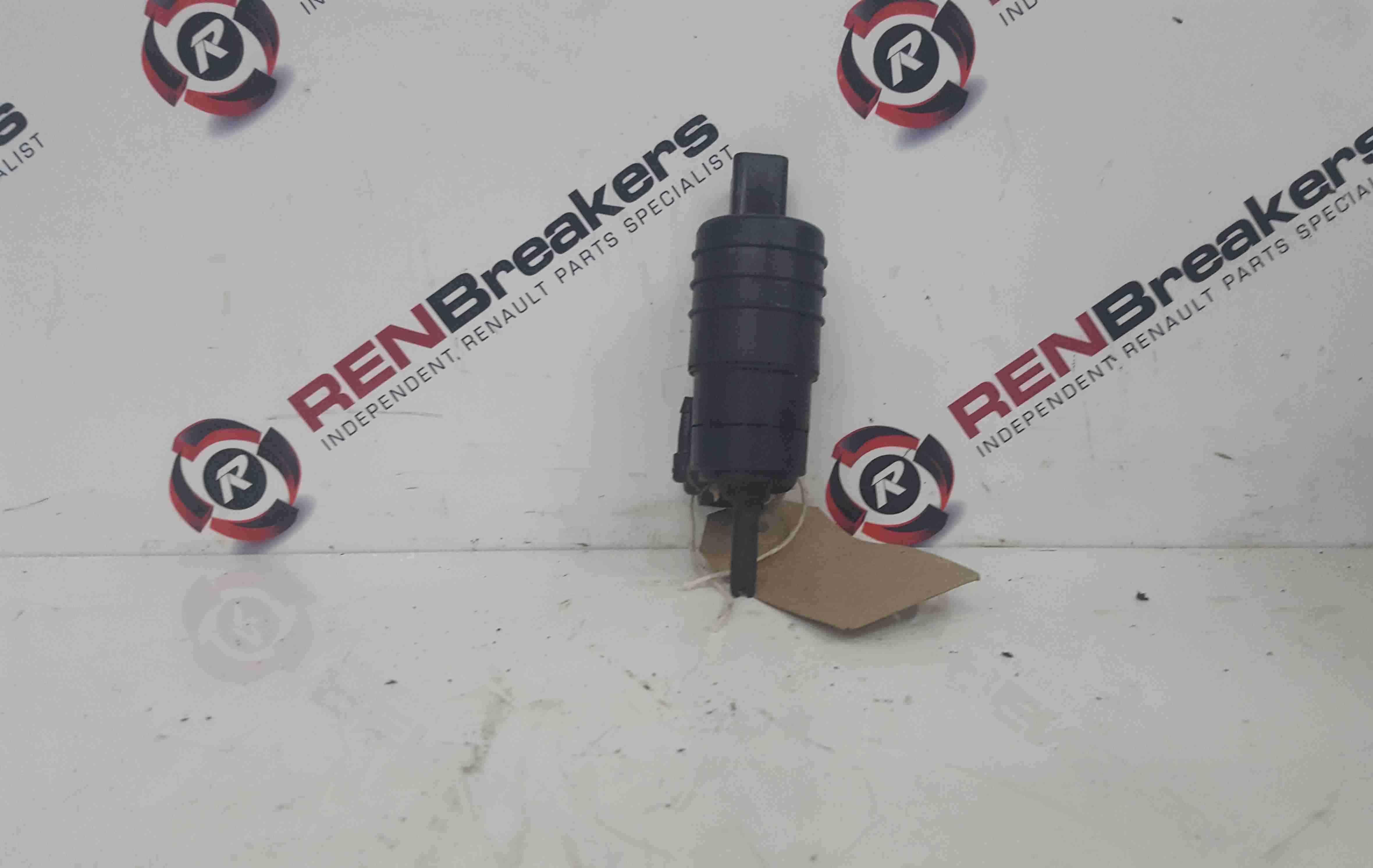 Renault Kangoo 2007-2017 Windscreen Washer Pump 8200213041