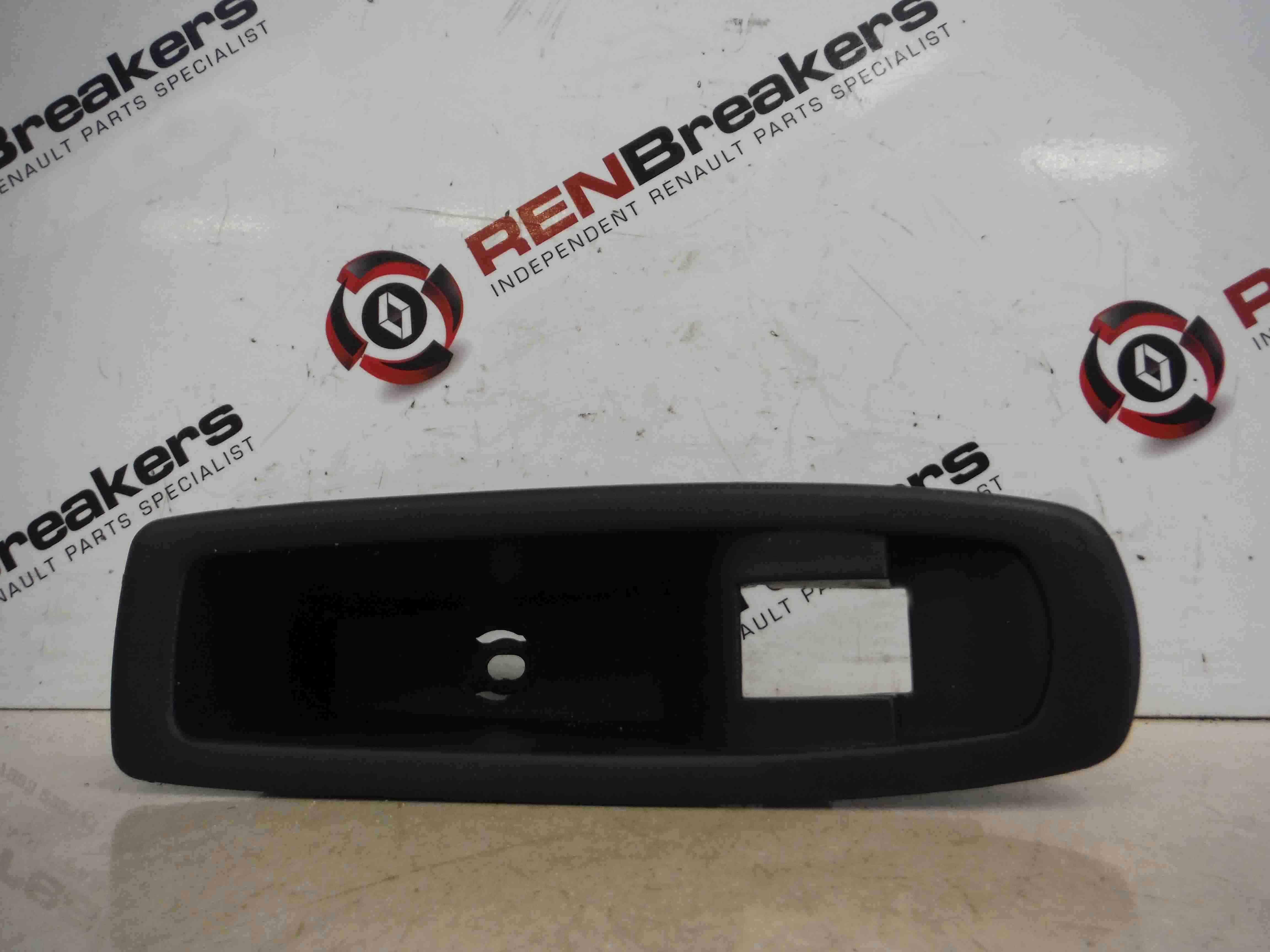 Renault Koleos 2008-2010 Passenger NSR Rear Door Pull Open Trim