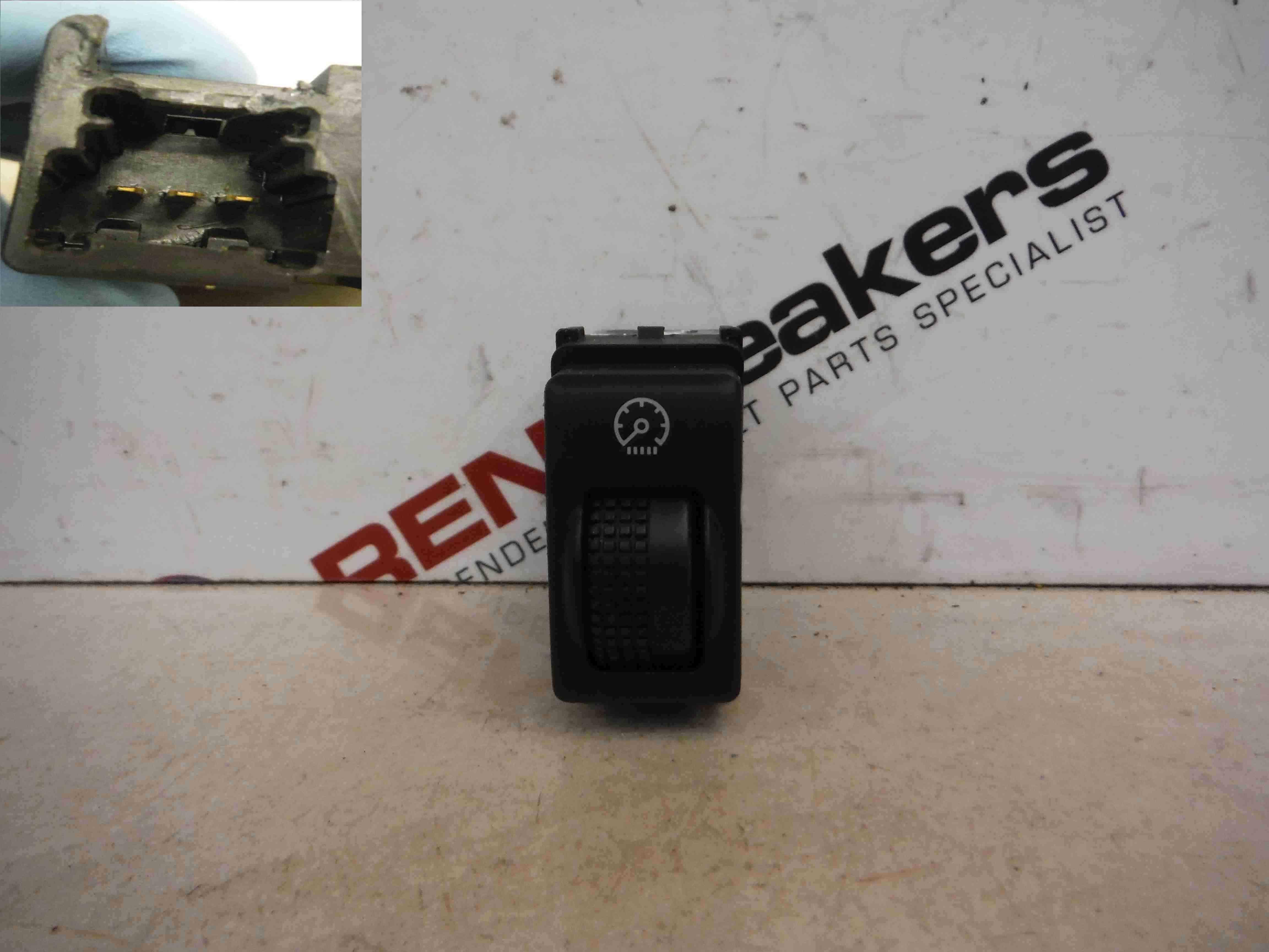 Renault Koleos 2008-2010 Speed Limter Cruise Control Switch Adjuster