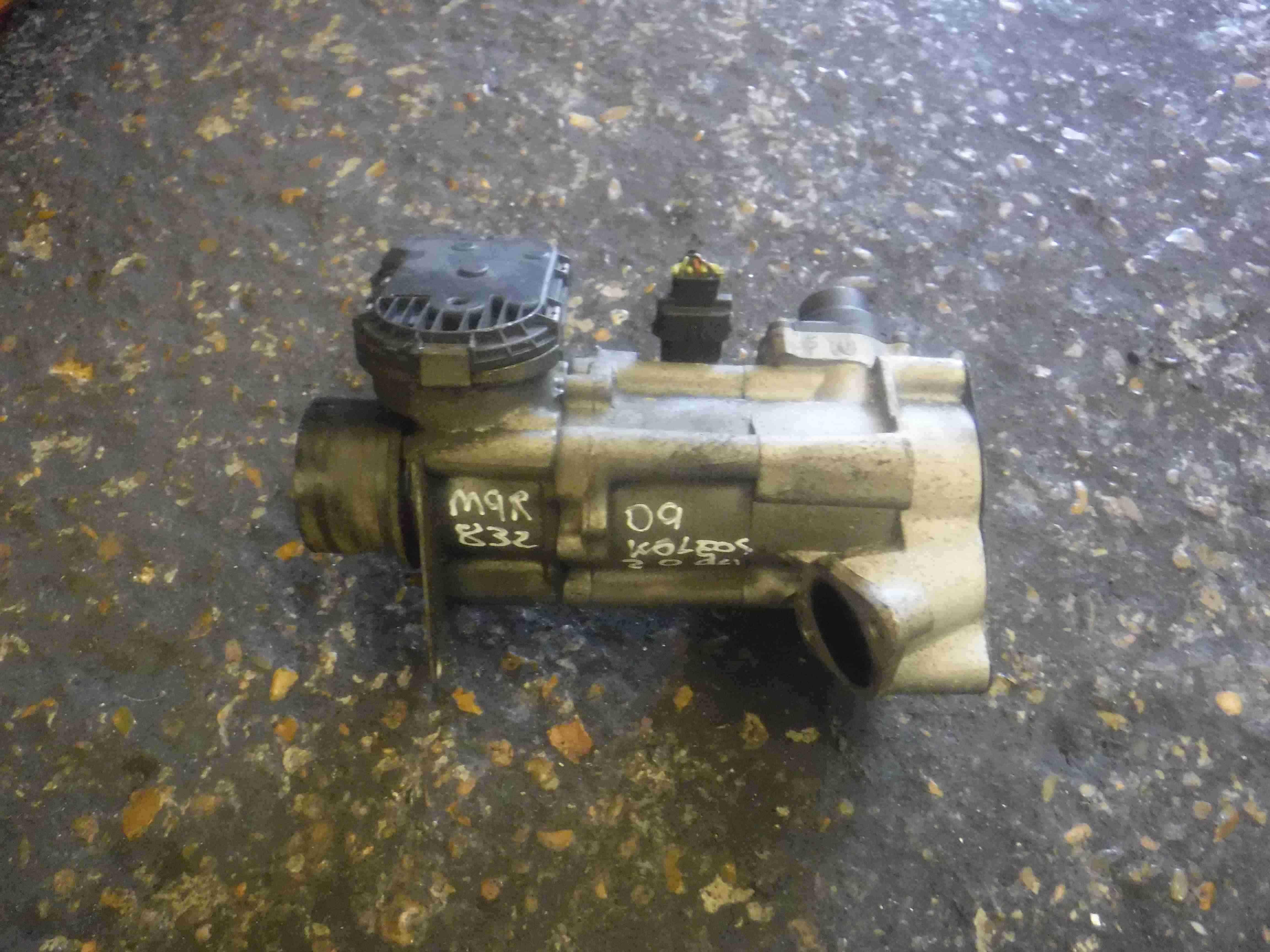 Renault Koleos 2008-2015 2.0 DCi Throttle Body Unit M9R 832