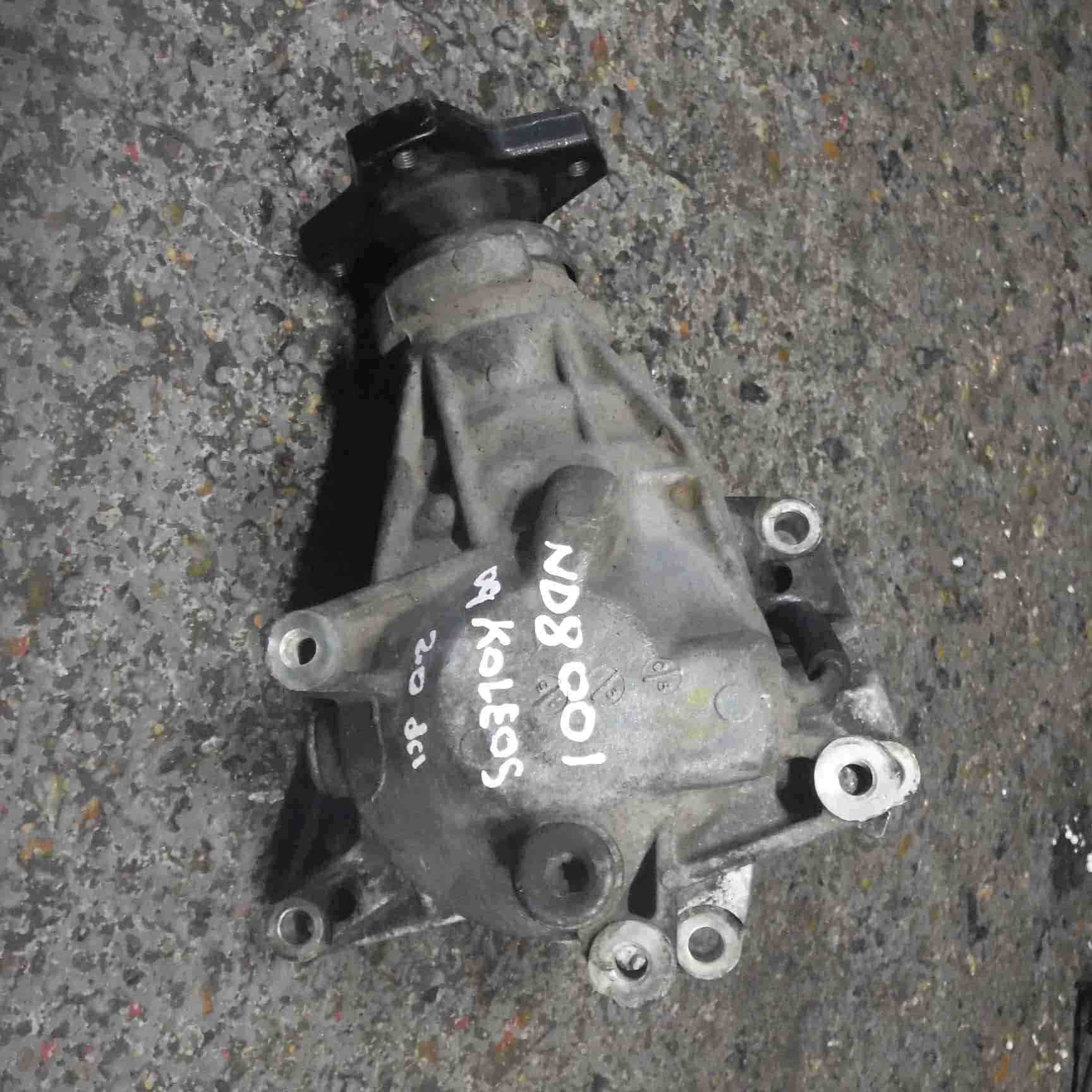 Renault Koleos 2008-2015 2.0 DCi Transfer Box Front Diff Differential