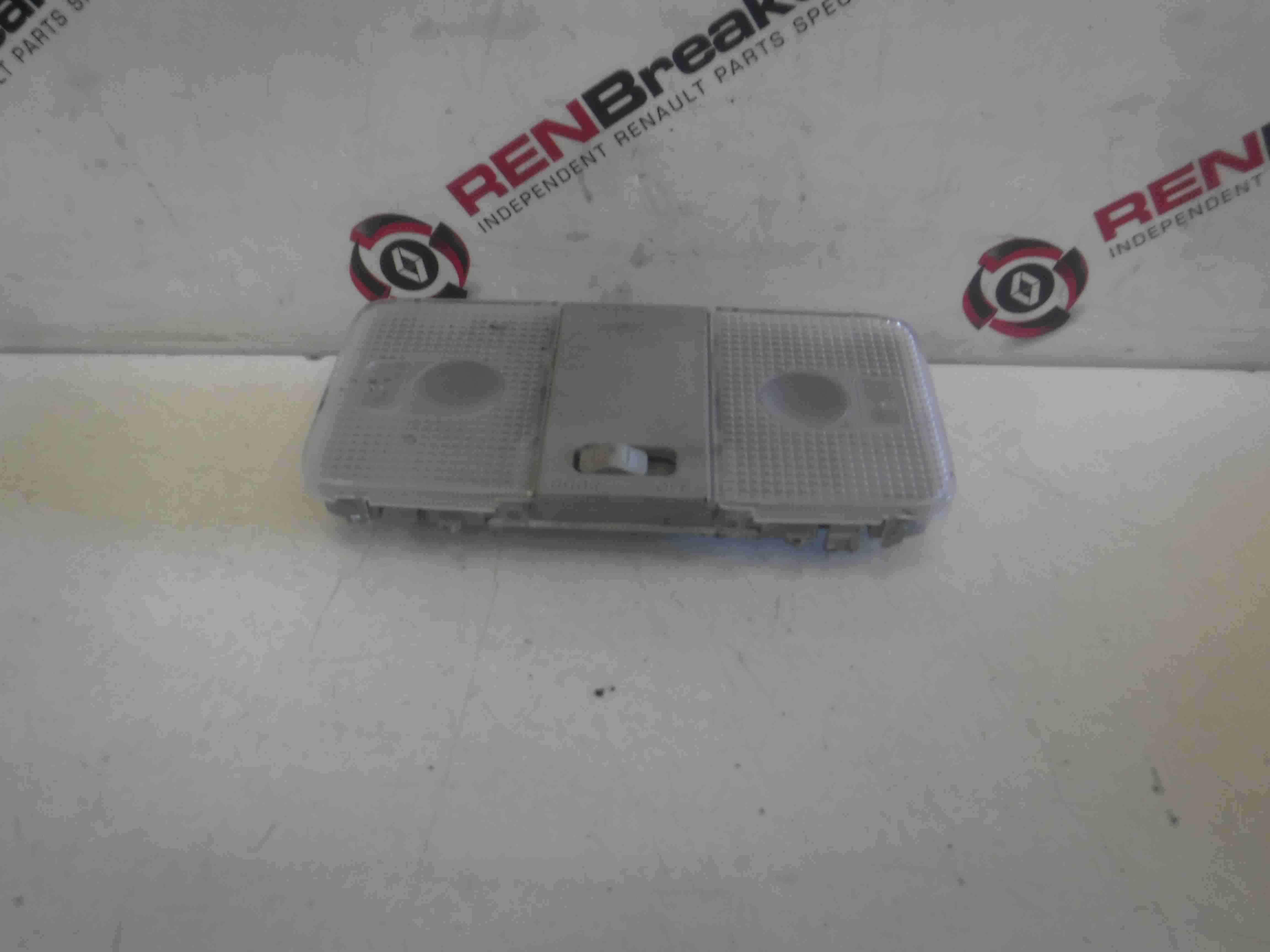 Renault Koleos 2008-2015 Roof Interior Light
