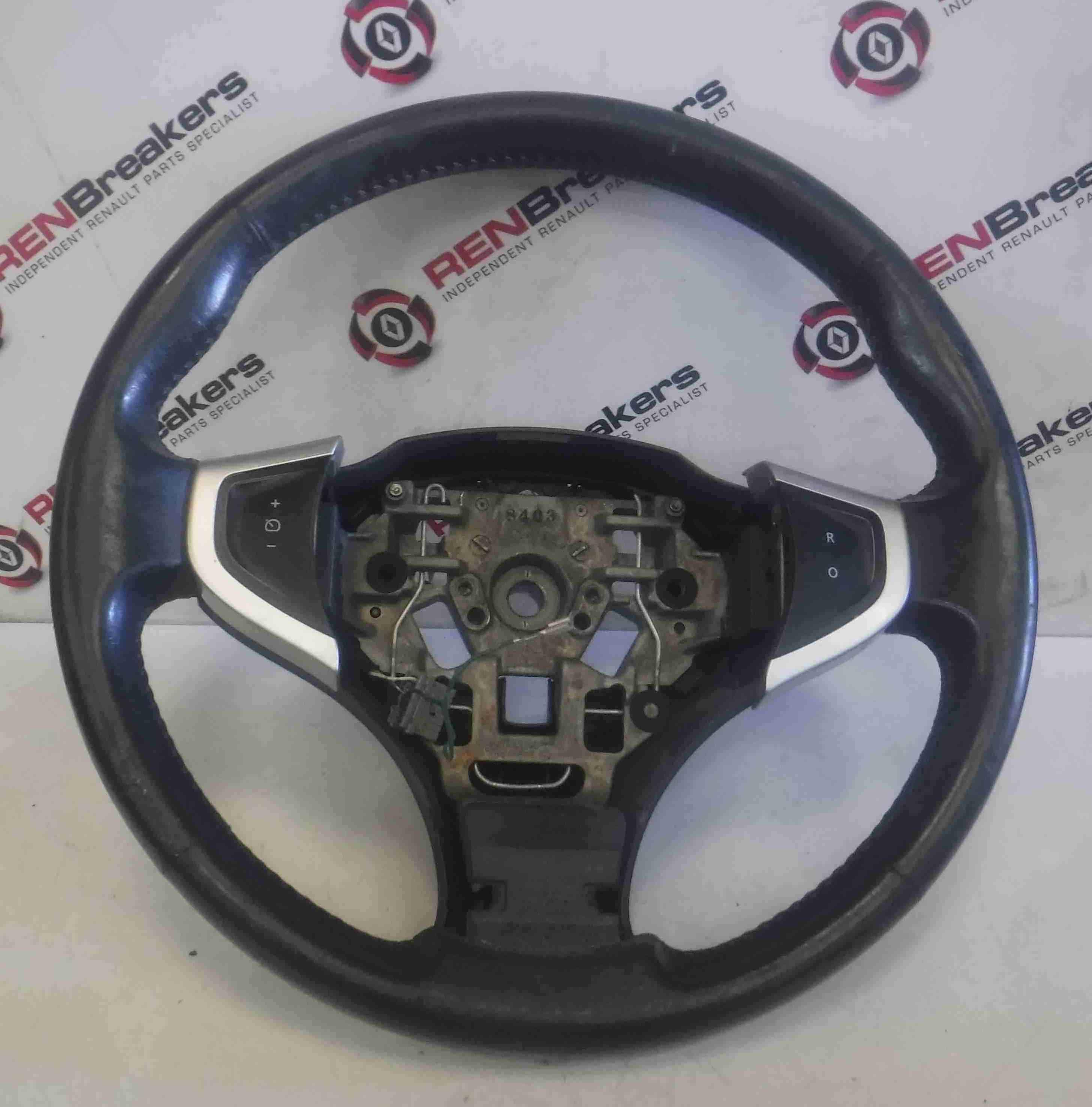 Renault Koleos 2008-2015 Steering Wheel Cruise Control