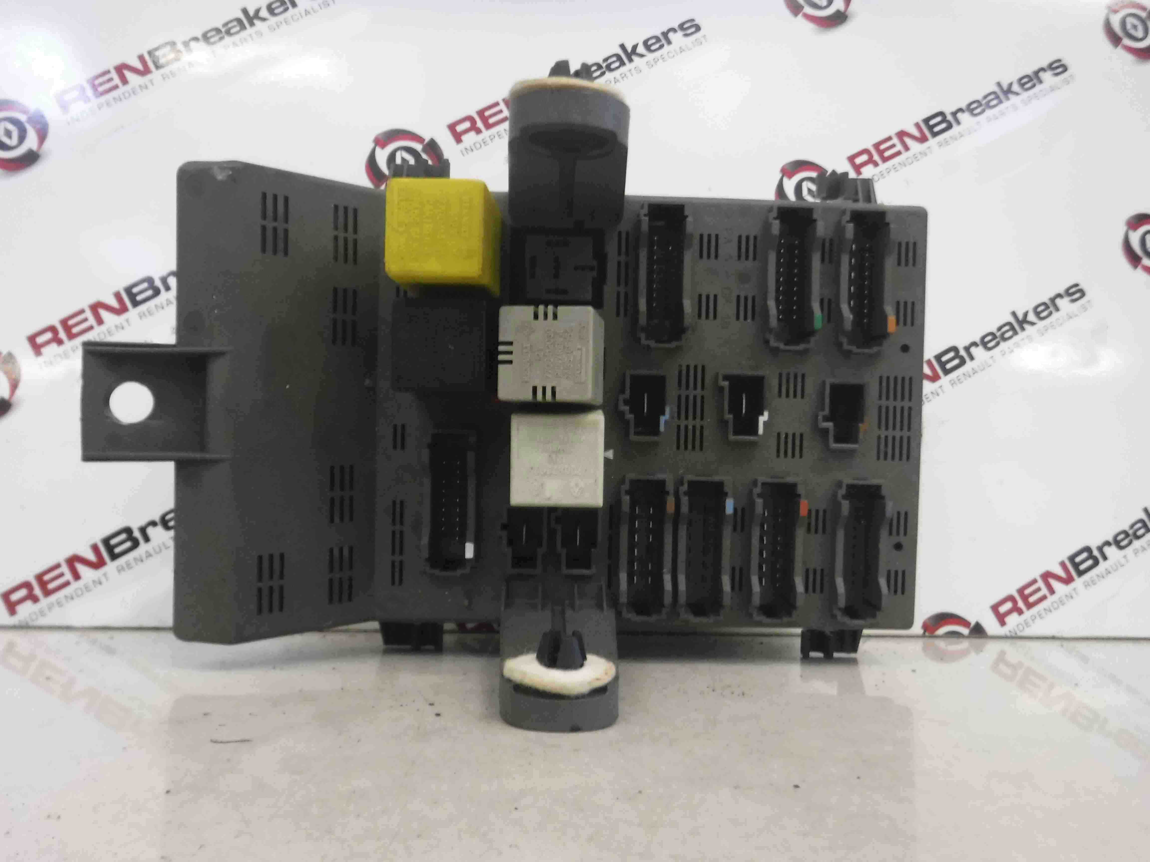Renault Megane Fuse Box 23 Wiring Diagram Images Diagrams Location Laguna 19931999 Engine Bay Computer 1 100 For
