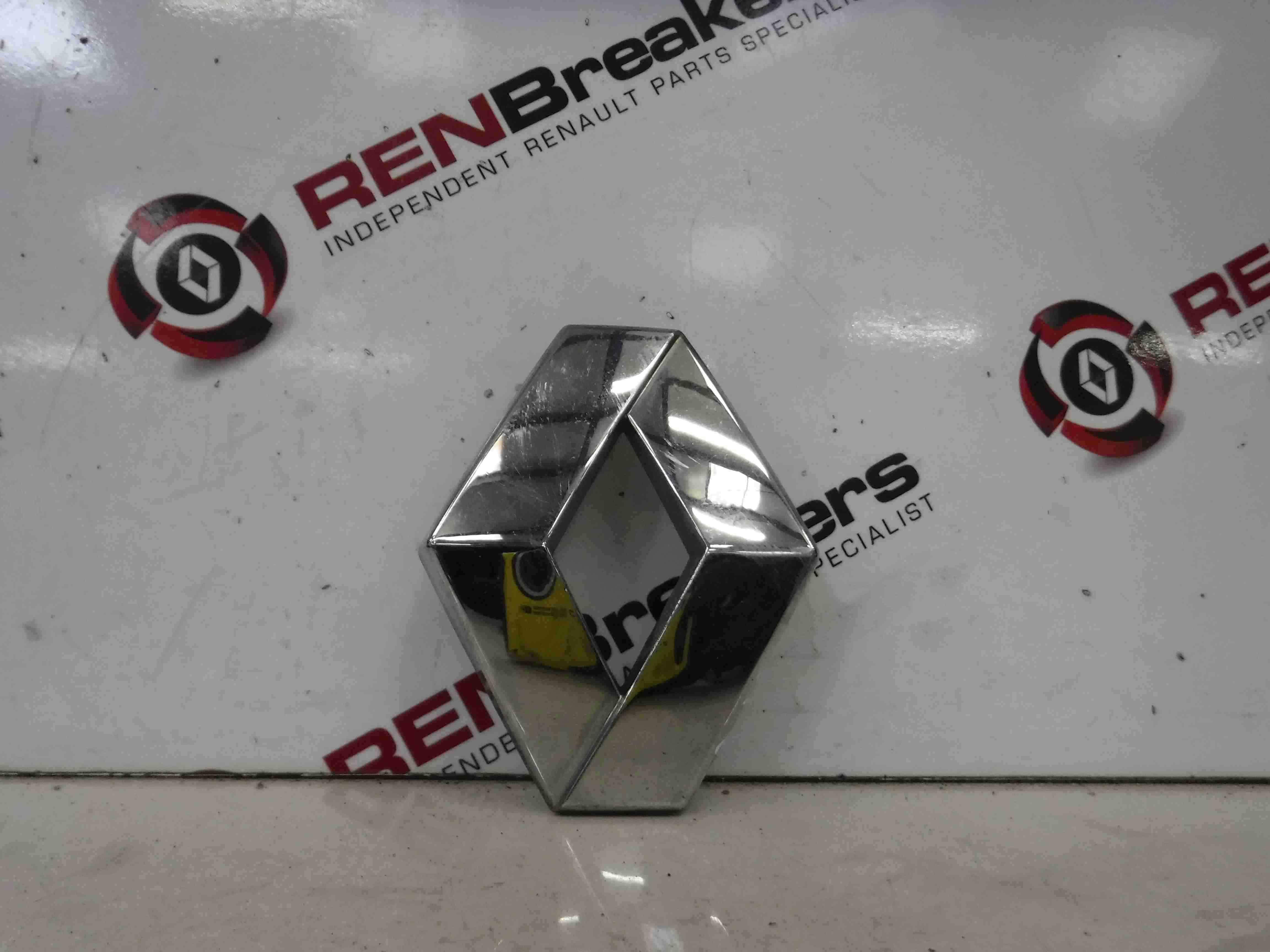 Renault Laguna Estate 2001-2007 Boot Tailgate Diamond Emblem Badge