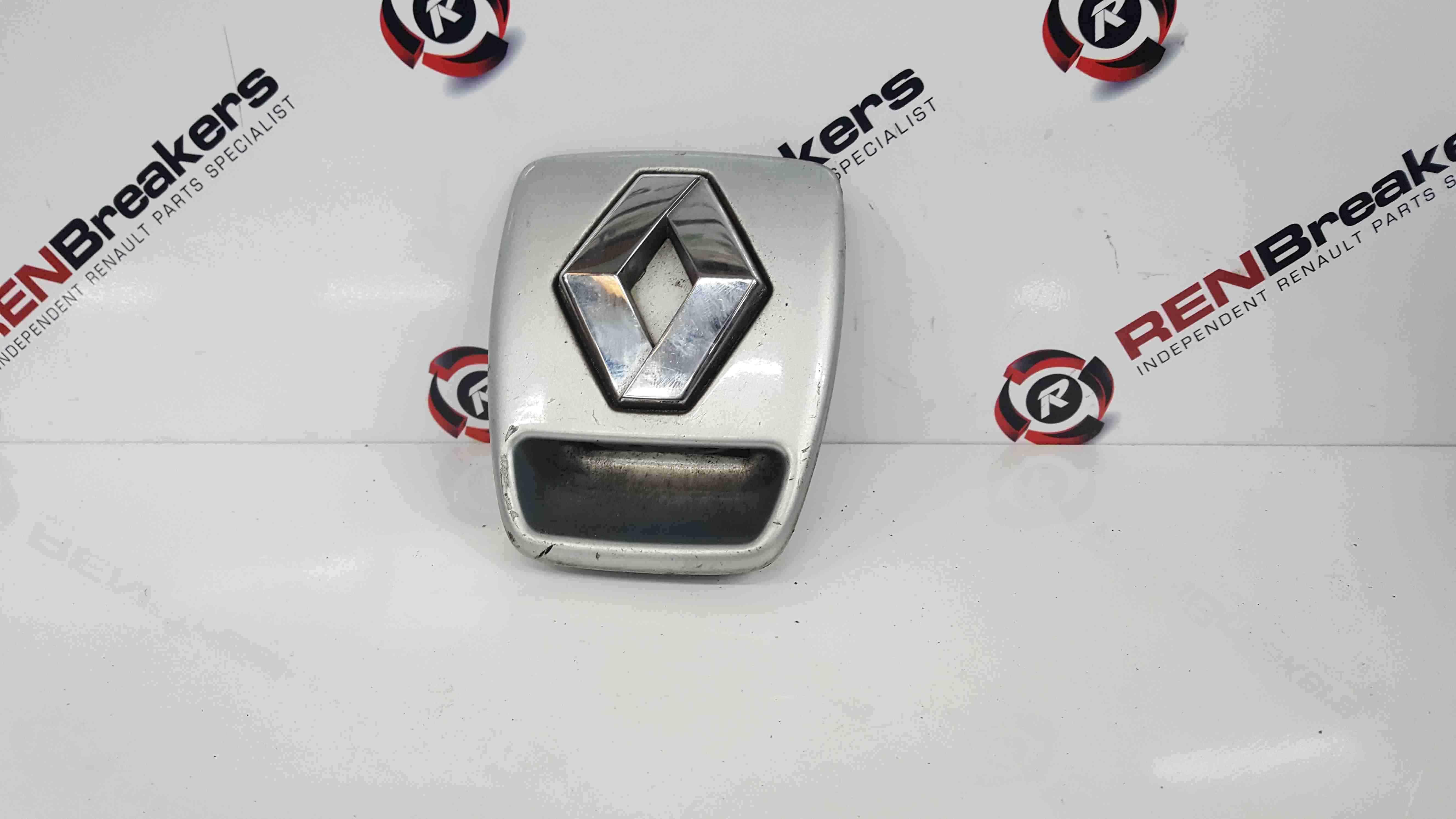 Renault Laguna 2001-2005 Rear Tailgate Boot Button Diamond
