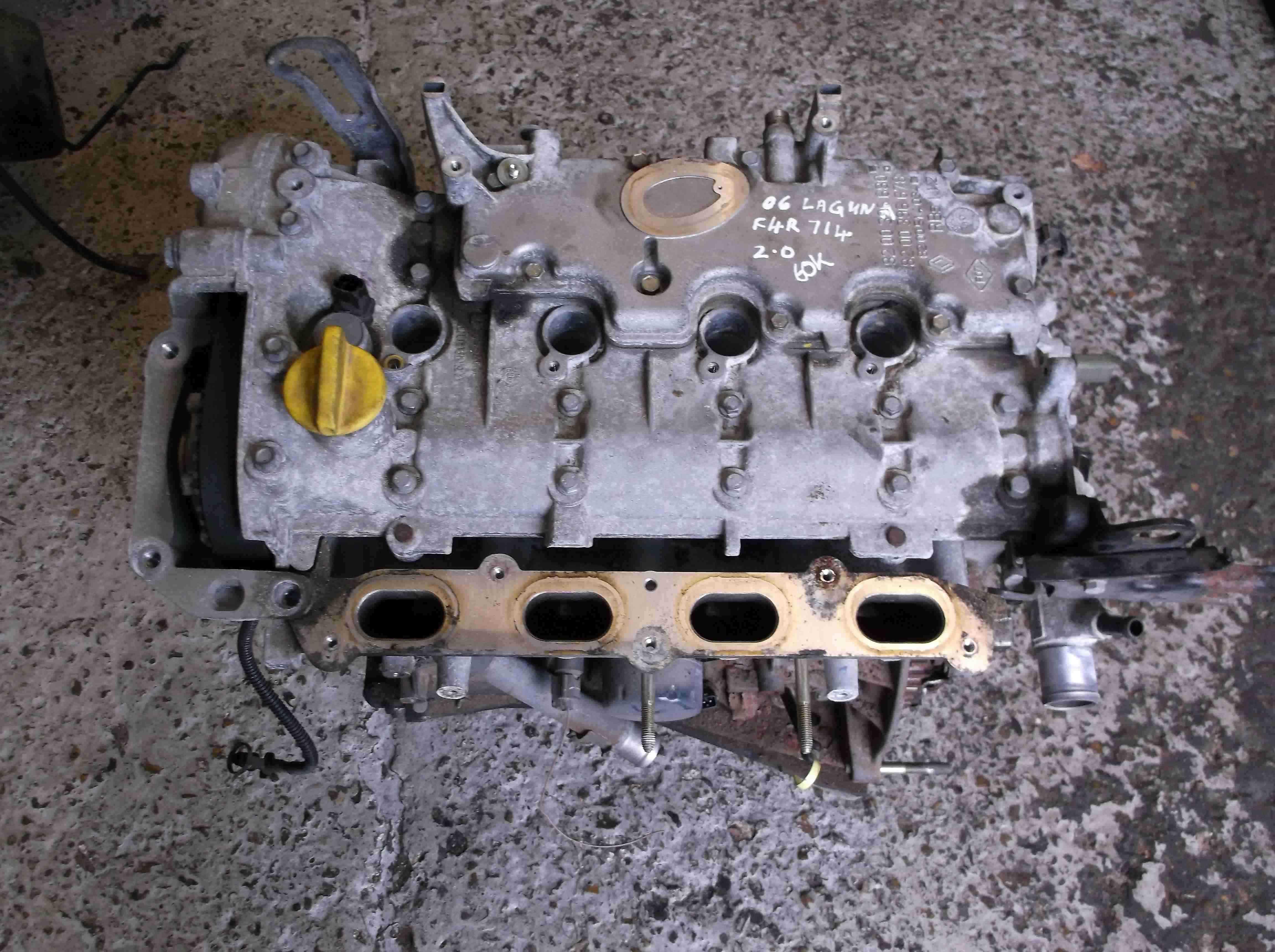 F4r Engine Manual