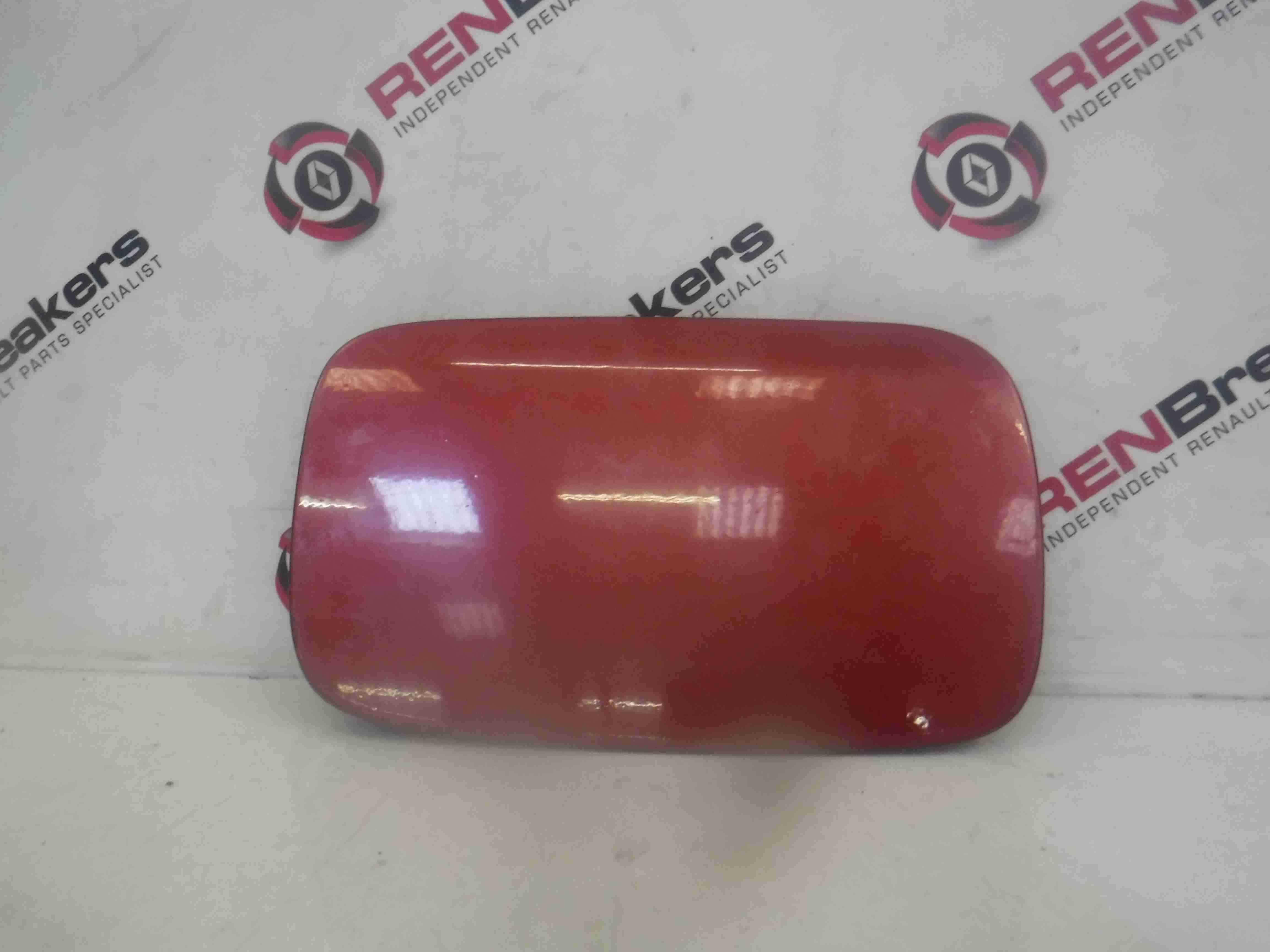 Renault Laguna Estate 2001-2005 Fuel Flap Cover Red TEB76 8200002161