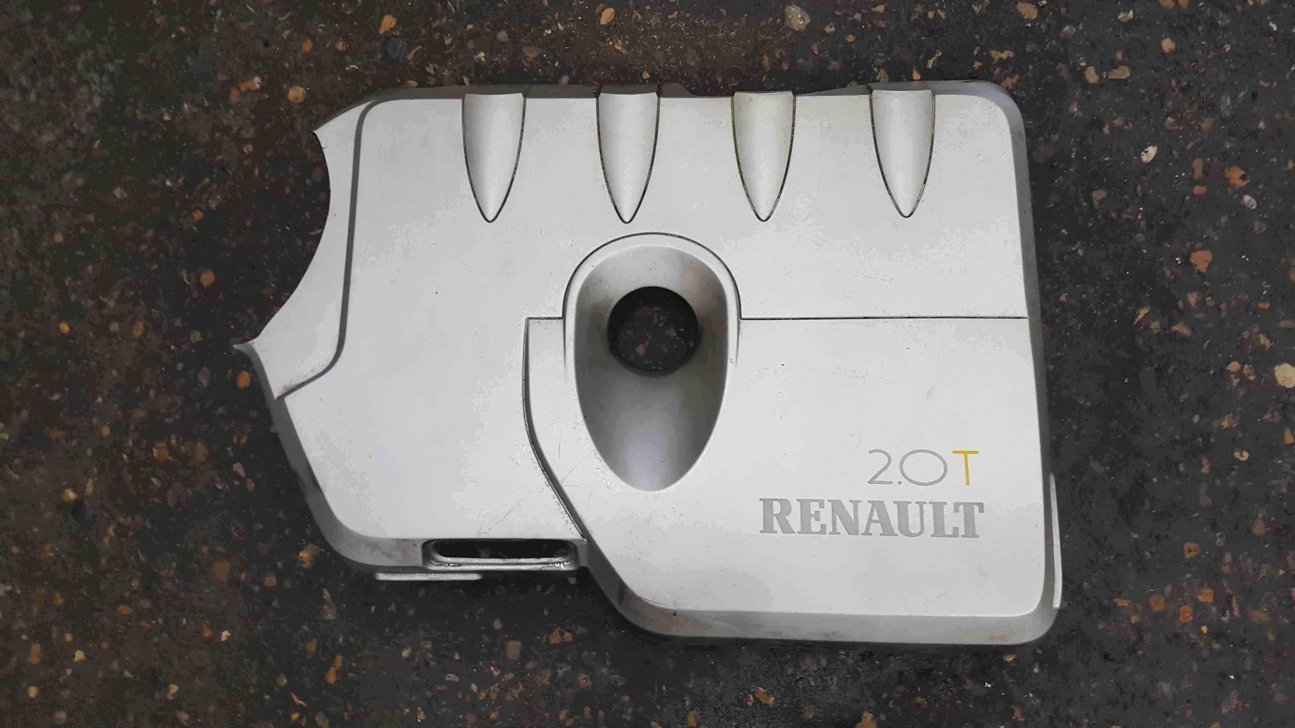 Renault Laguna MK2 2005-2007 2.0 Turbo Engine Cover 8200223871