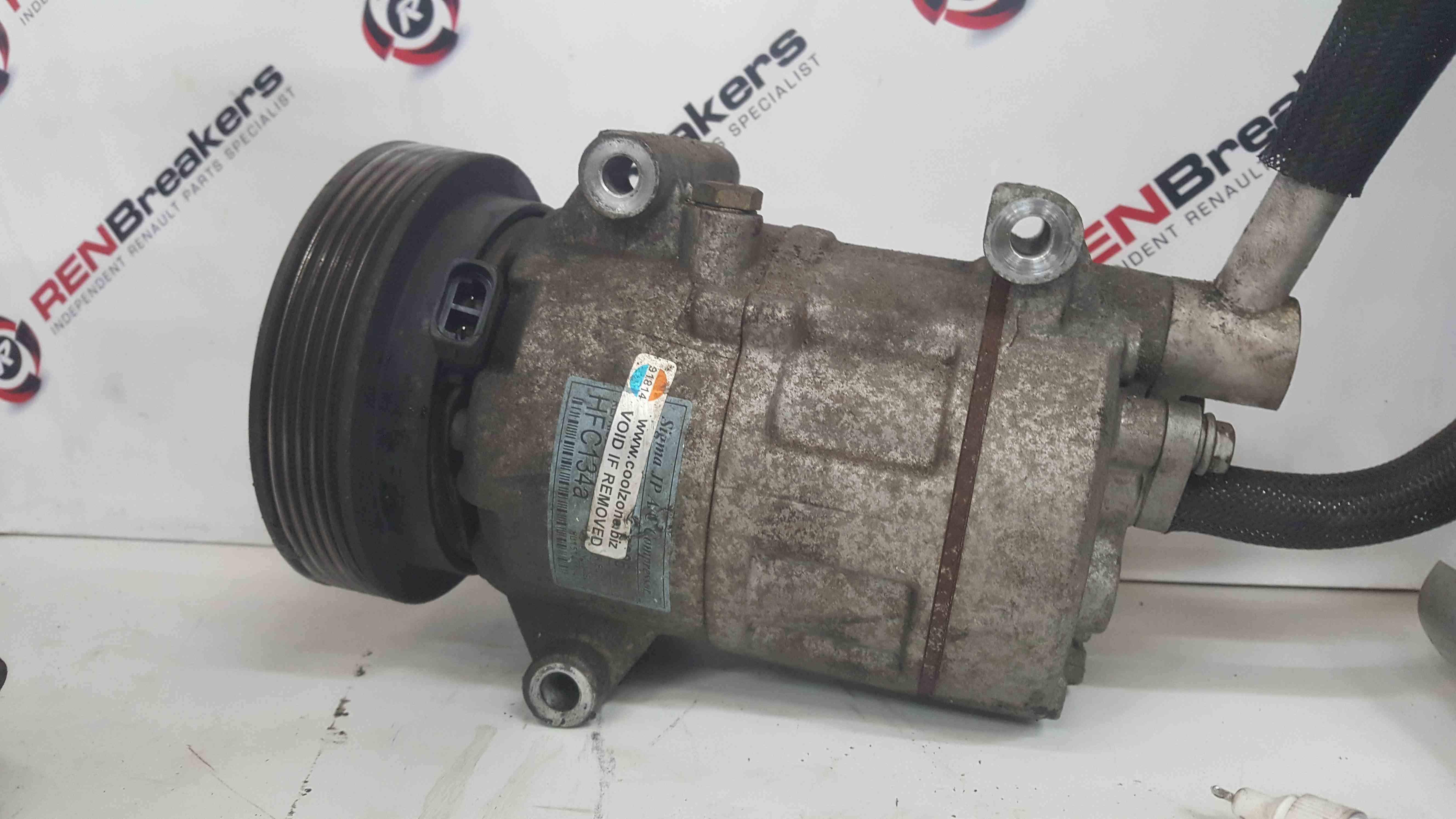 Renault Laguna MK3 2007-2012 Aircon Pump Compressor Unit HFC134A