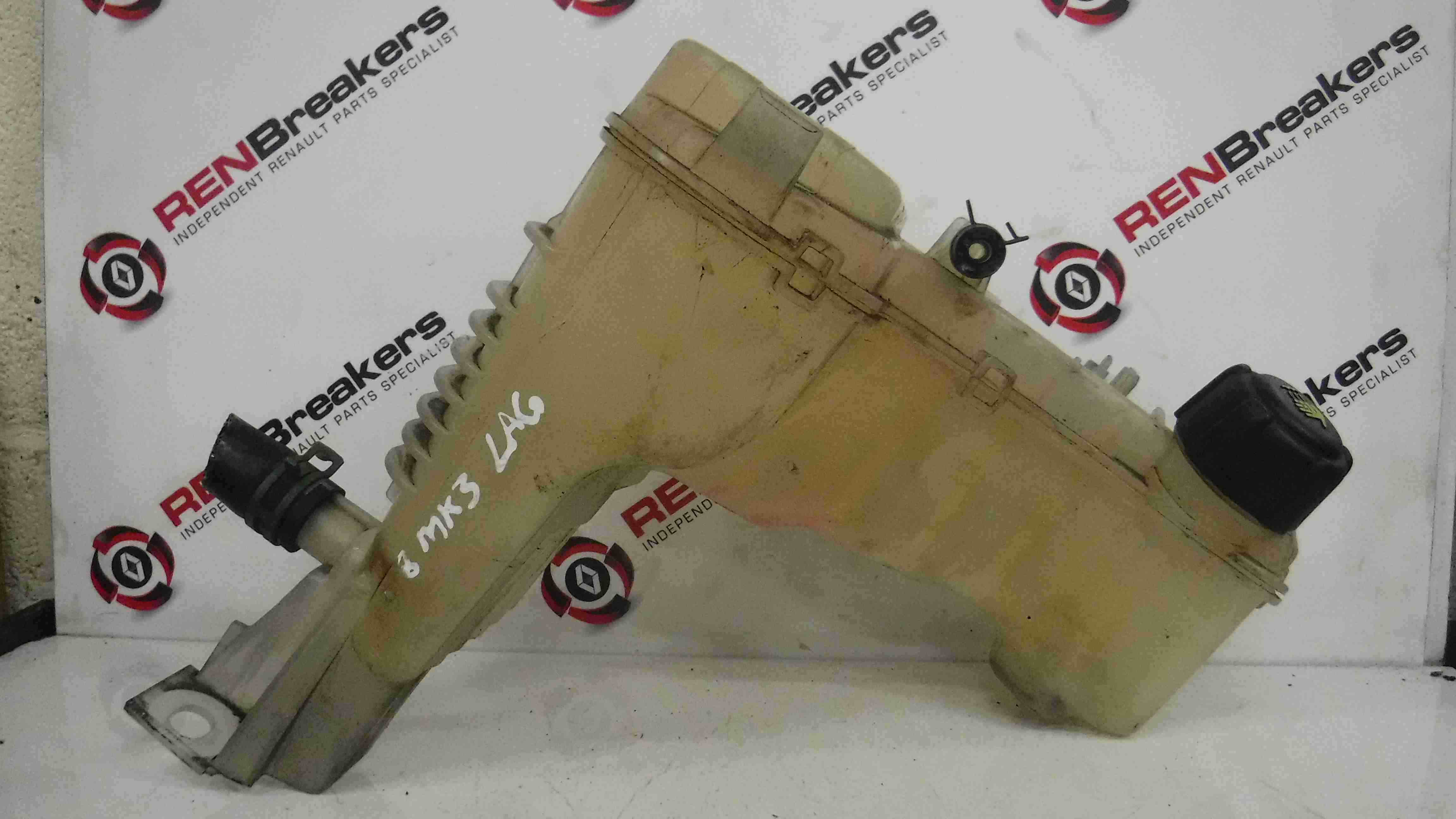 Renault Laguna Mk3 2007 2012 Engine Coolant Header Tank Bottle 217100014r