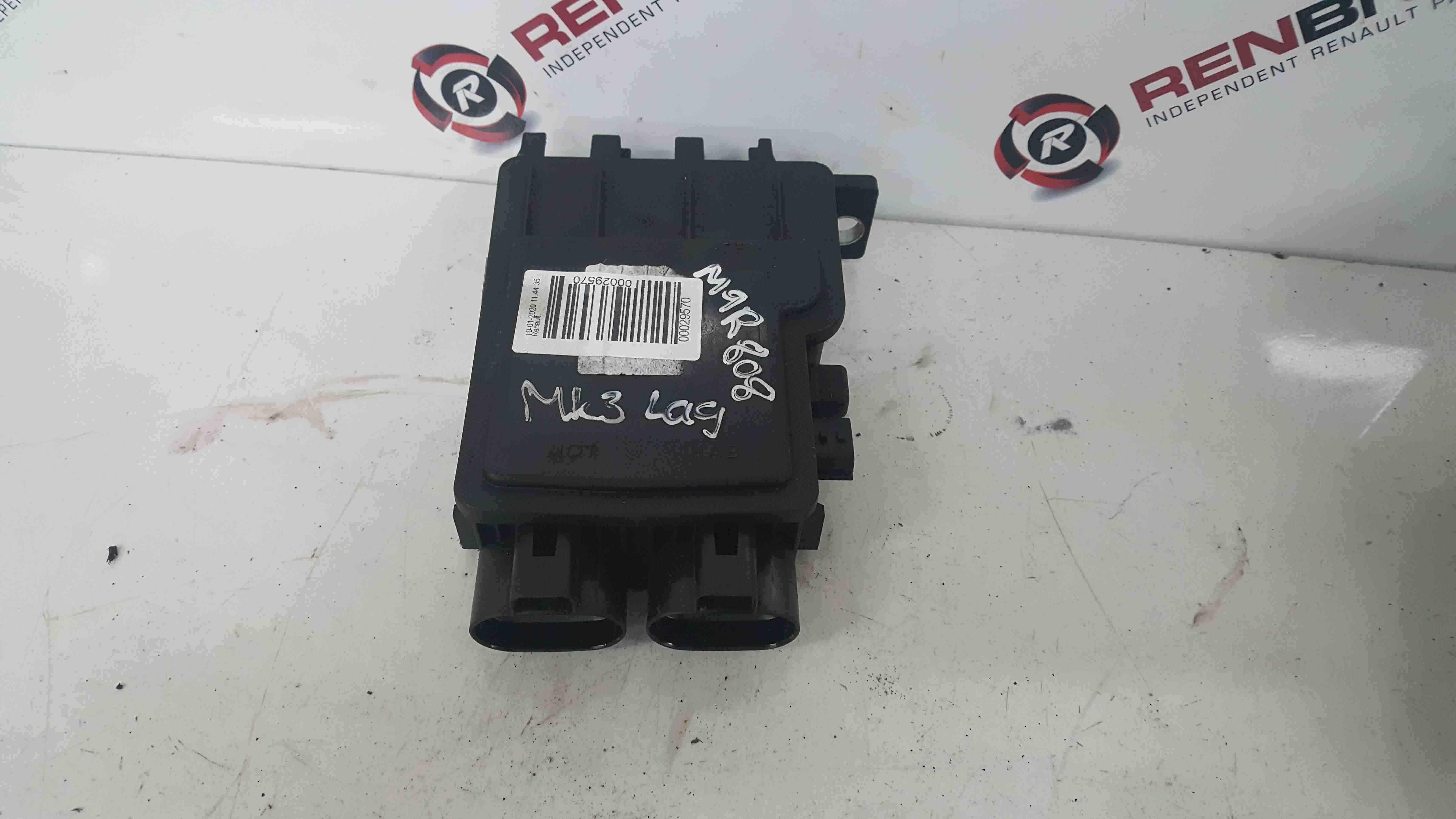 Renault Laguna MK3 2007-2012 Heater Motor Control Unit ECU Module