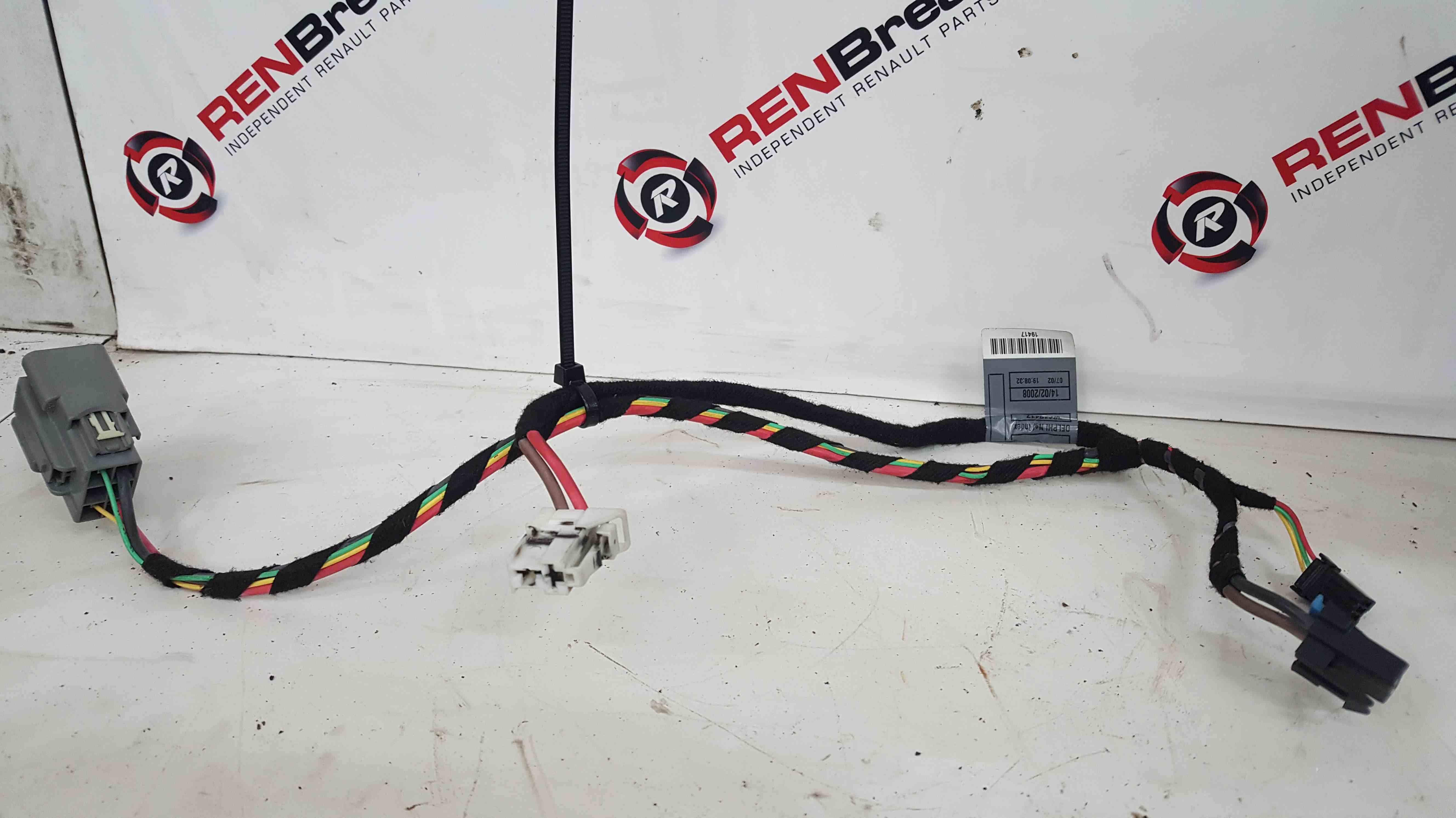 Renault Laguna MK3 2007-2012 Heater Resistor Wiring Loom