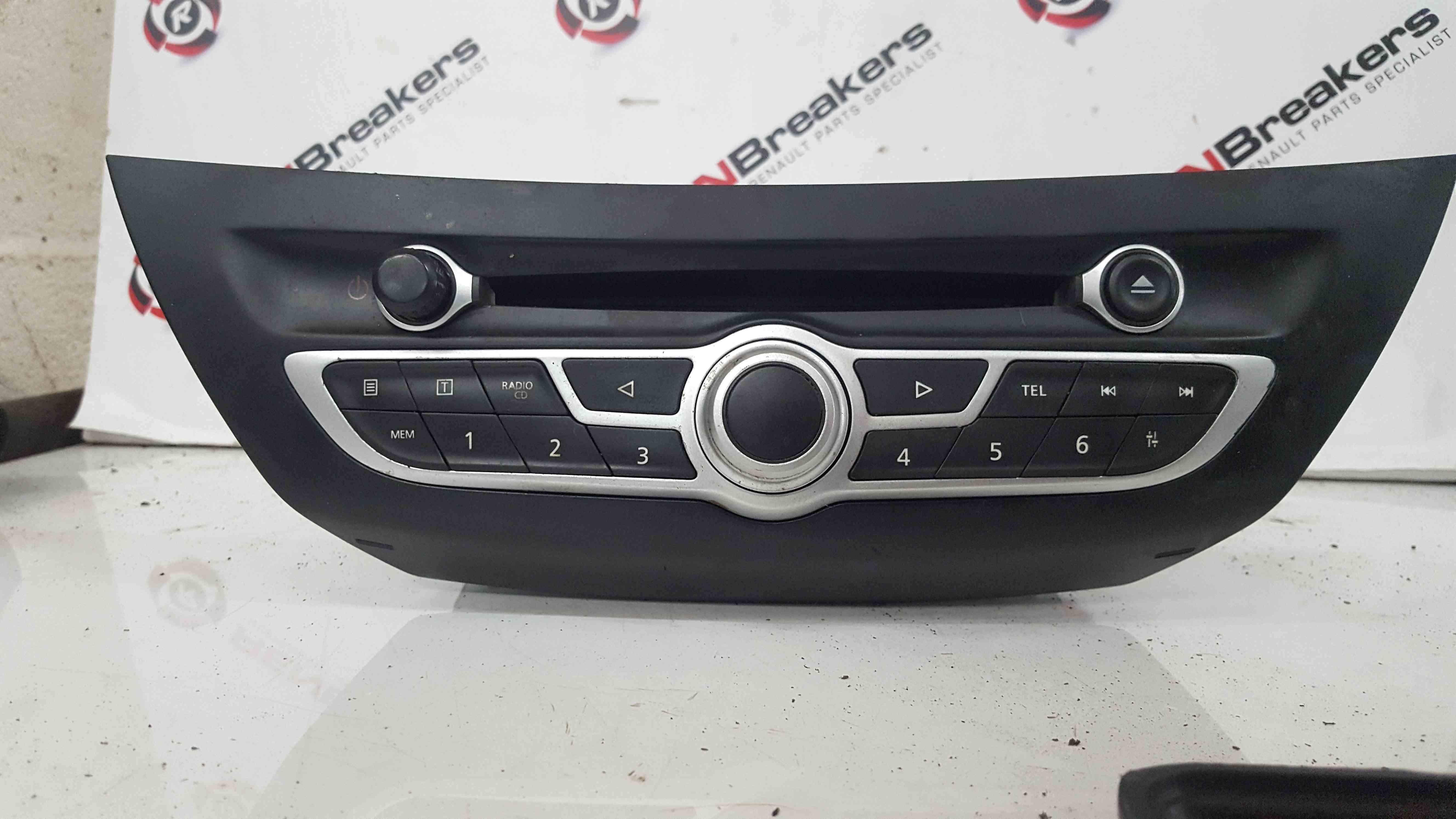 Renault Laguna MK3 2007-2012 Radio Cd Player TOM TOM 281156980R