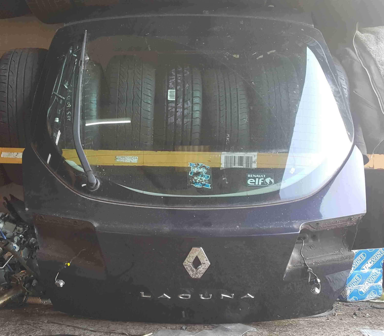 Renault Laguna MK3 2007-2012 Rear Tailgate Boot Blue NV472