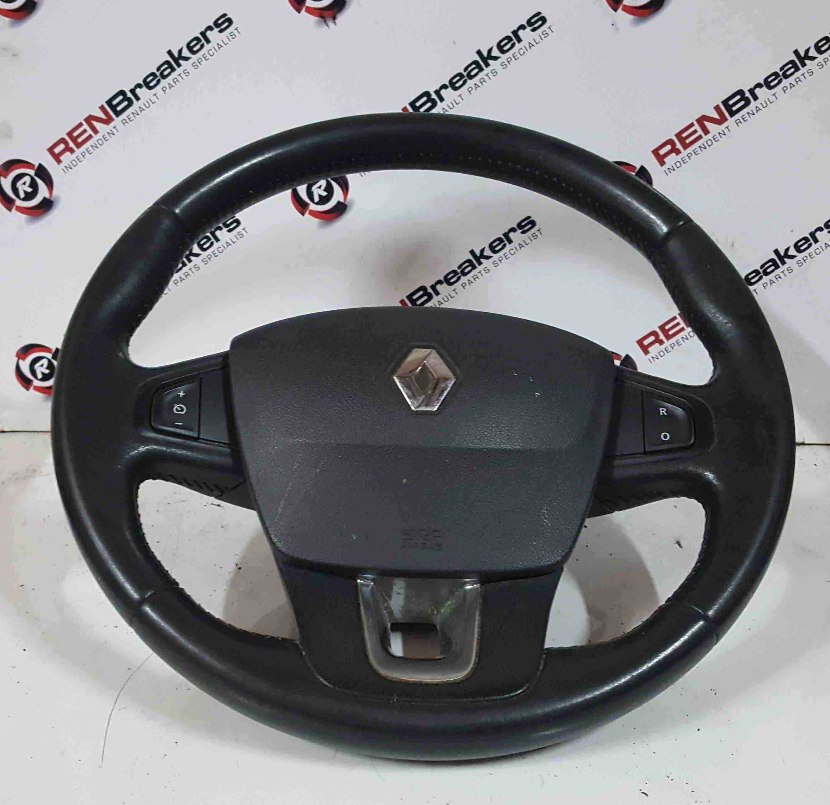 Renault Laguna MK3 2007-2012 Steering Wheel Airbag Cruise Control